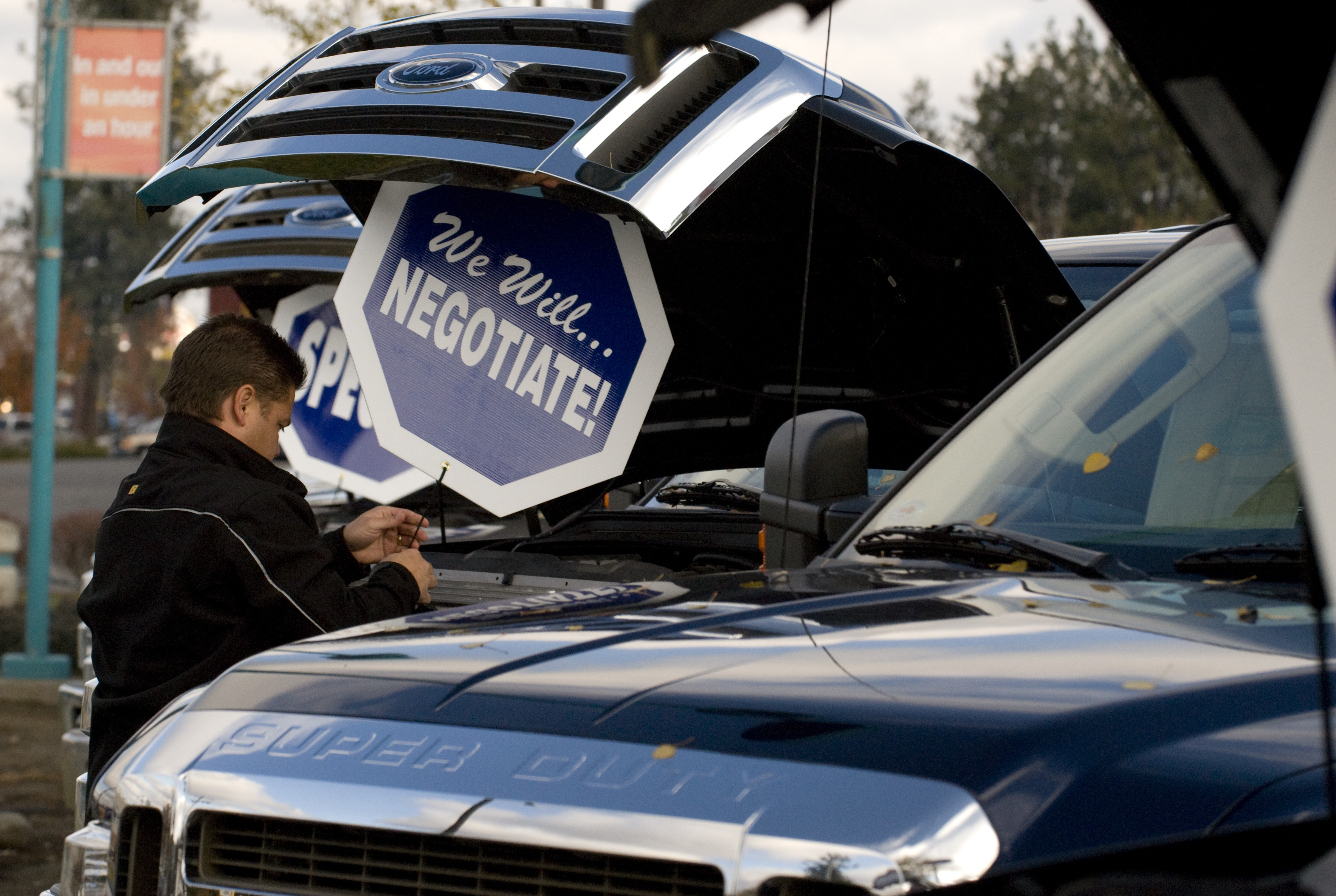 Car Dealers Like Wendle Auto Group General Manager Shayne Goff Are Doing Everything Possible To Attract