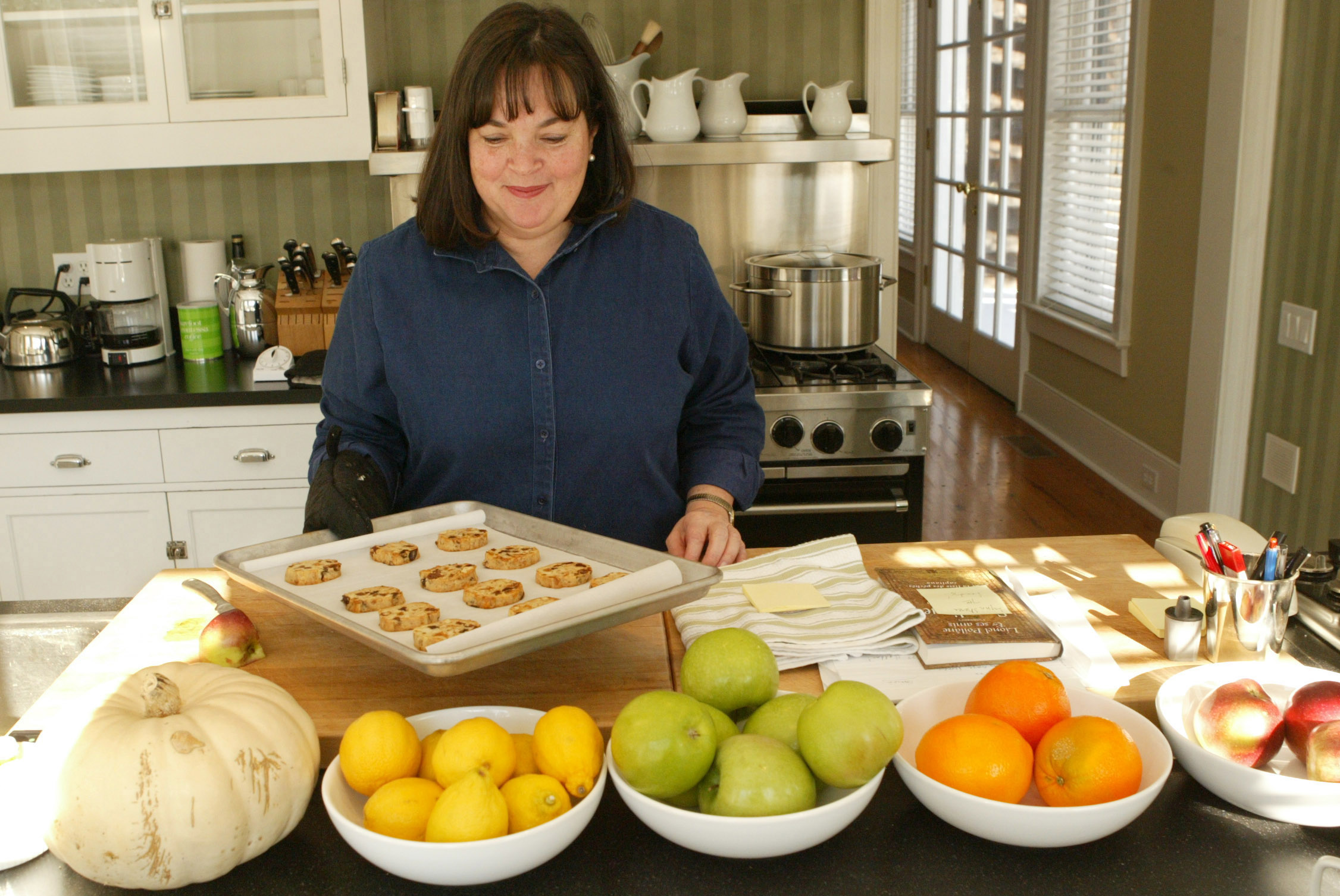 Barefoot Contessa Goes Back To Basics The Spokesman Review