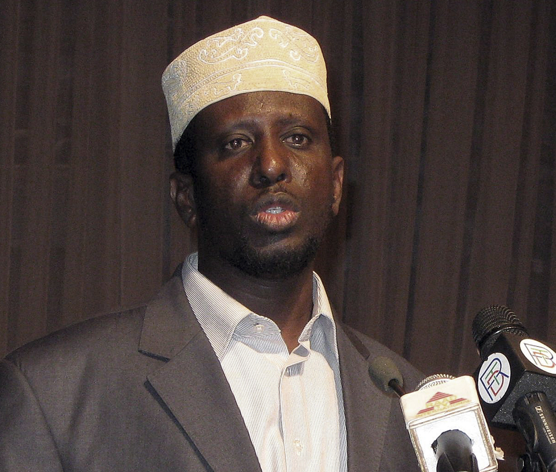 Islamist cleric sworn in as Somalia's president | The Spokesman-Review