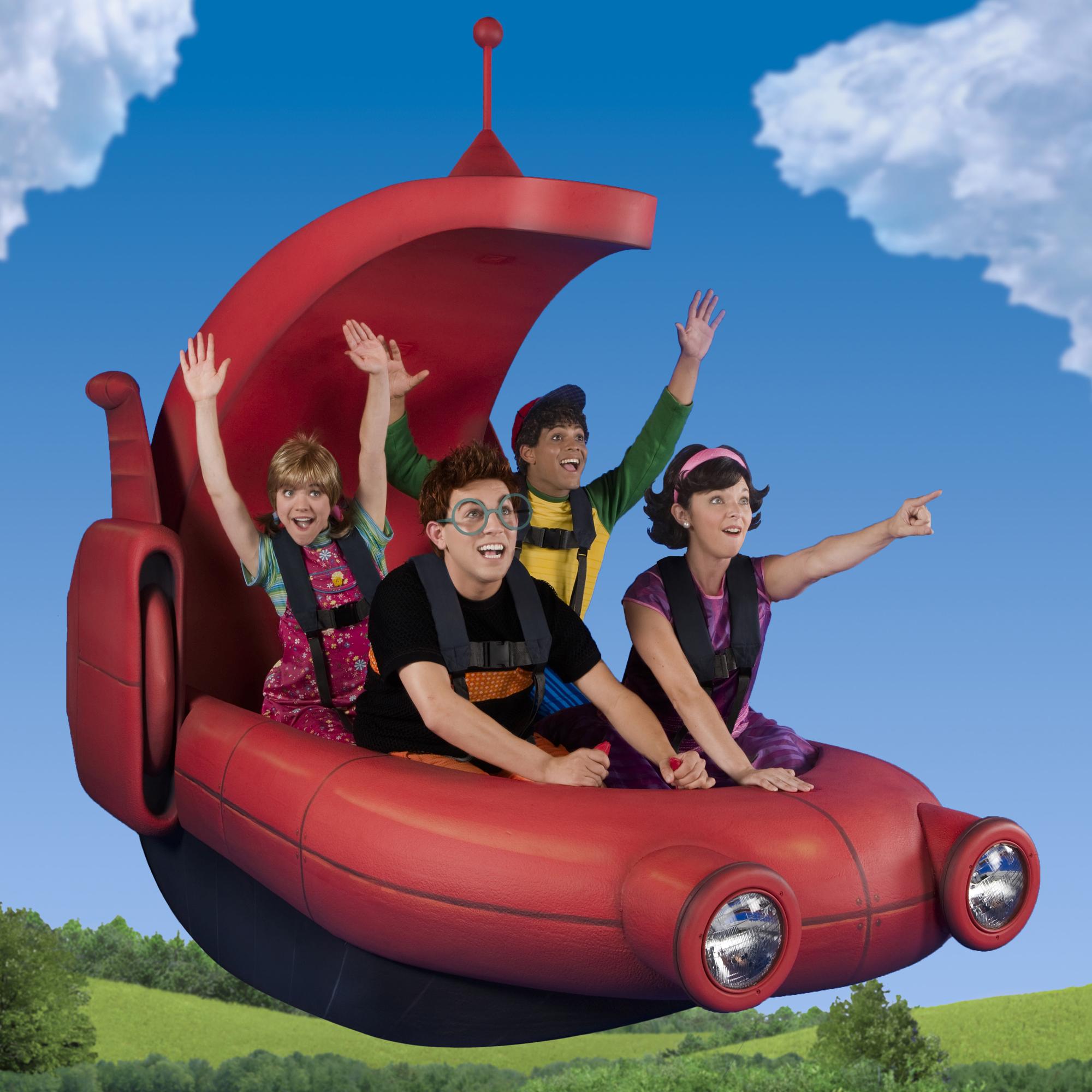 Disney Show Will Bring Favorites To Life The Spokesman