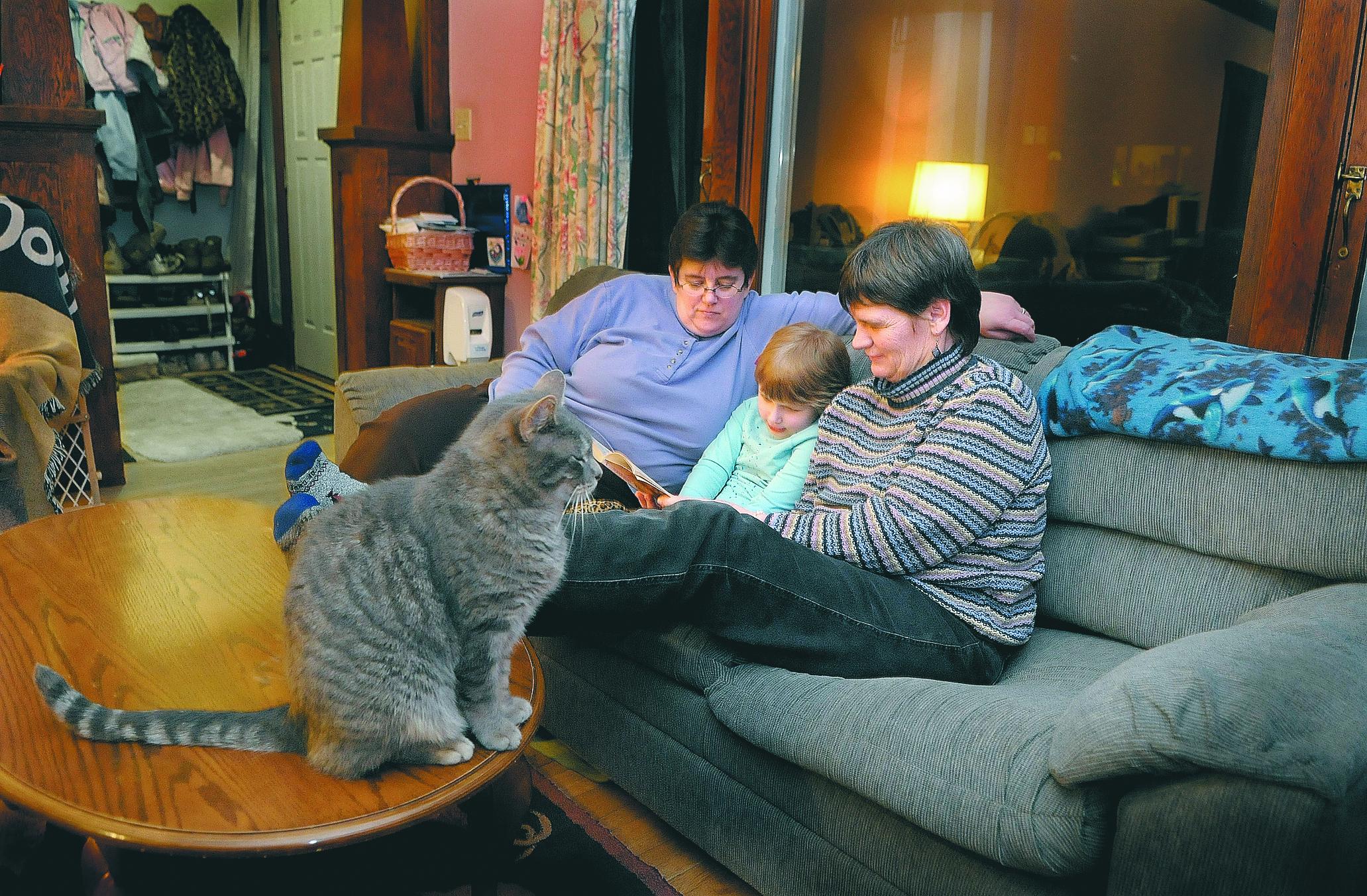 Domestic partnership washington state heterosexual family