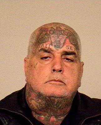 from the Texas Sex Offender Registry show he added devil-related tattoos
