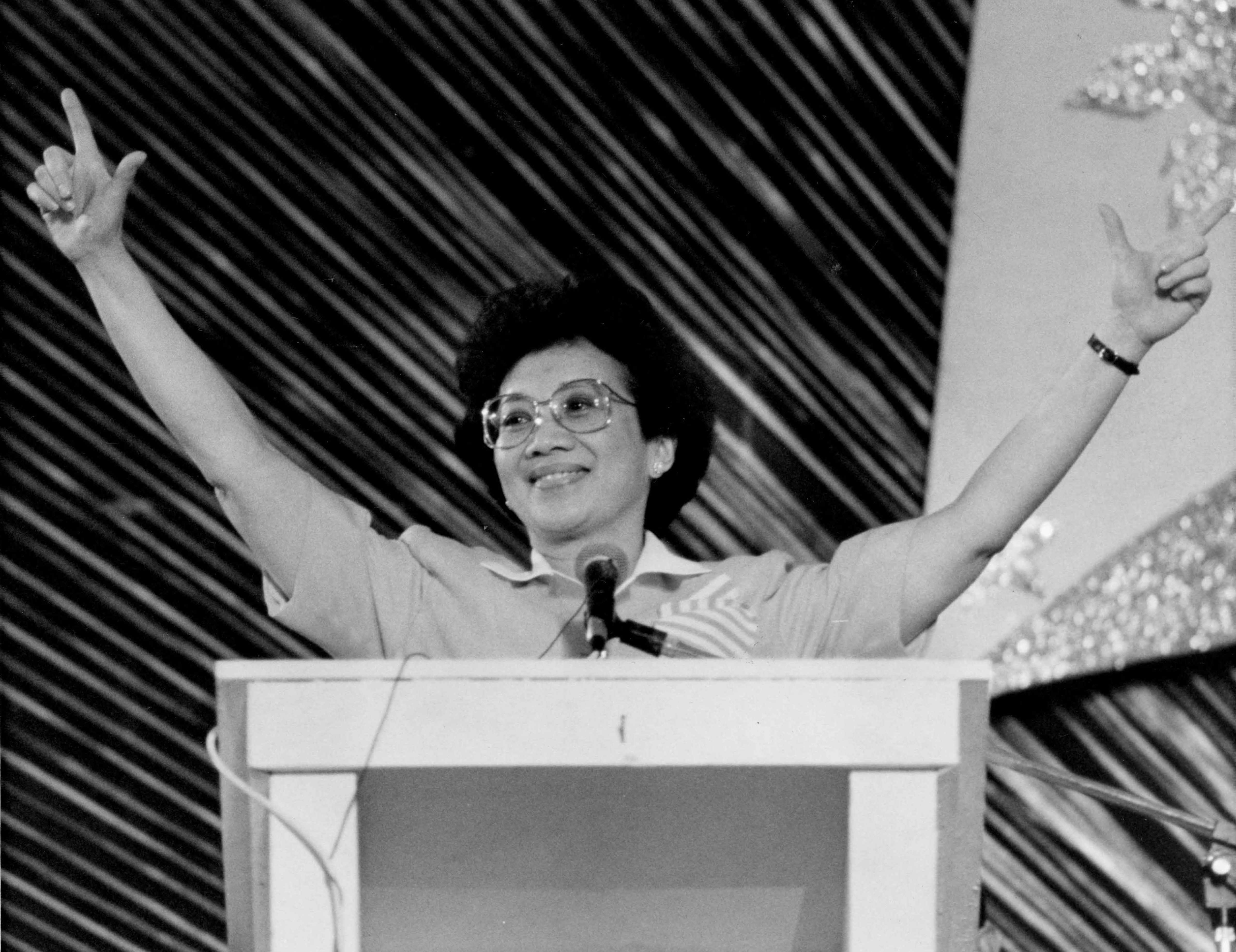 Corazon Aquino, who led ouster of Marcos, dies | The Spokesman-Review