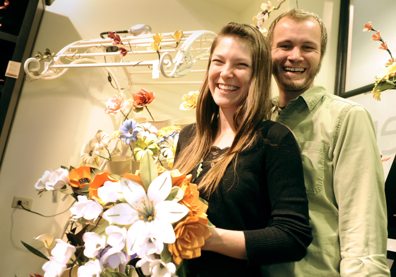 Paper Flower Purveyor Opens Downtown Shop The Spokesman Review