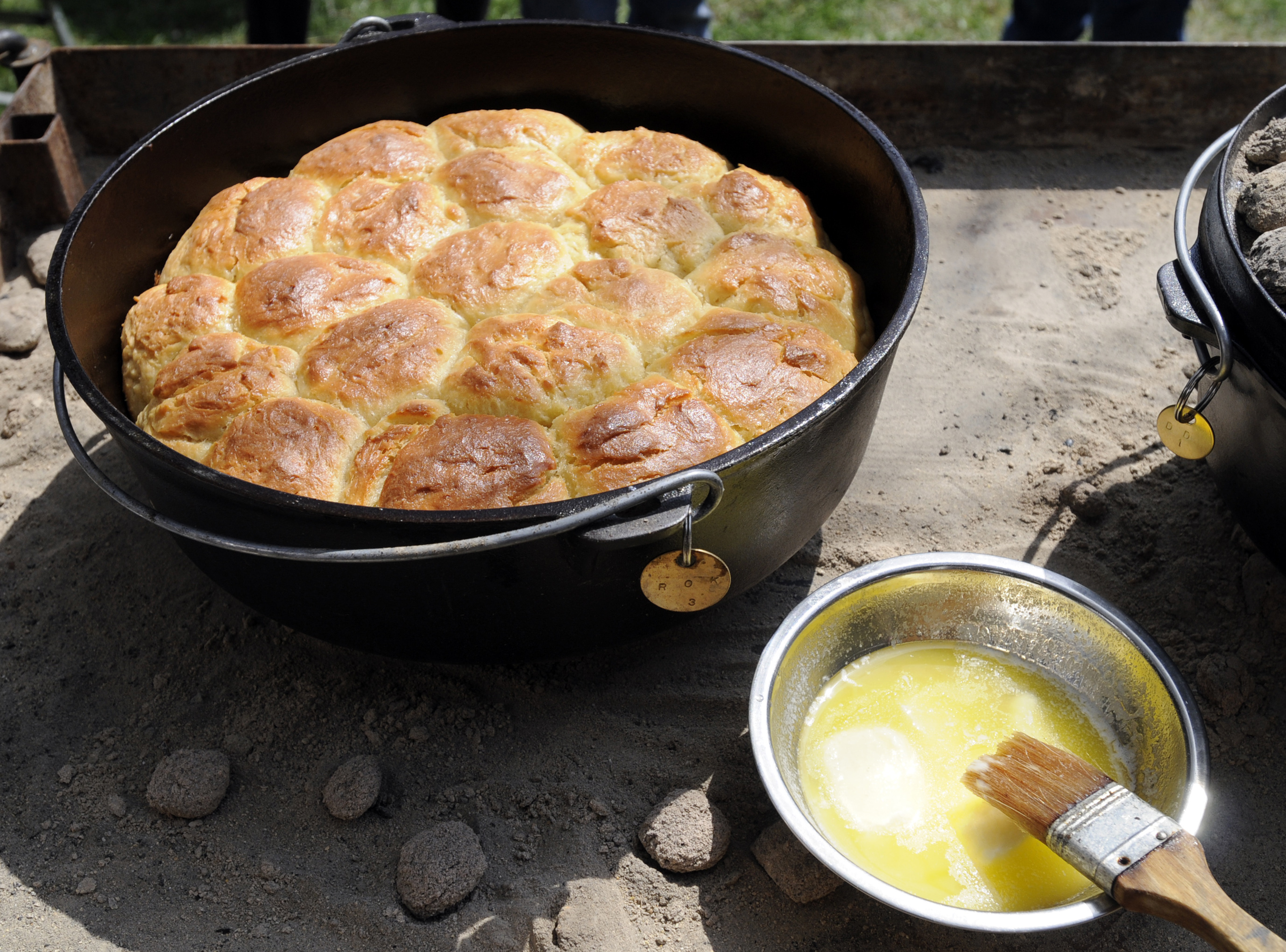 Fall hunting camps call for Dutch oven cooking | The