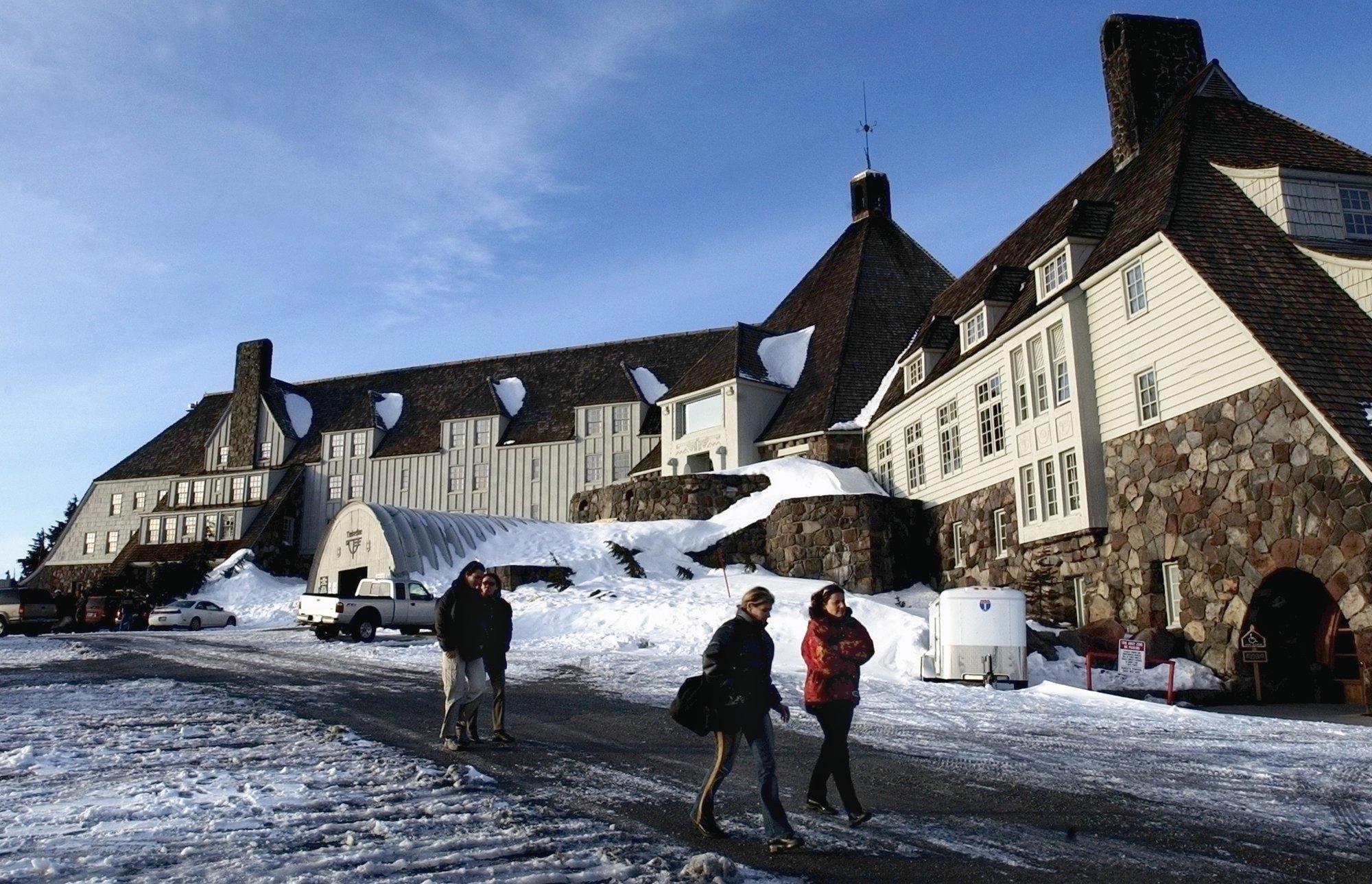 five ski areas on mount hood offer diversity, deep roots in sport