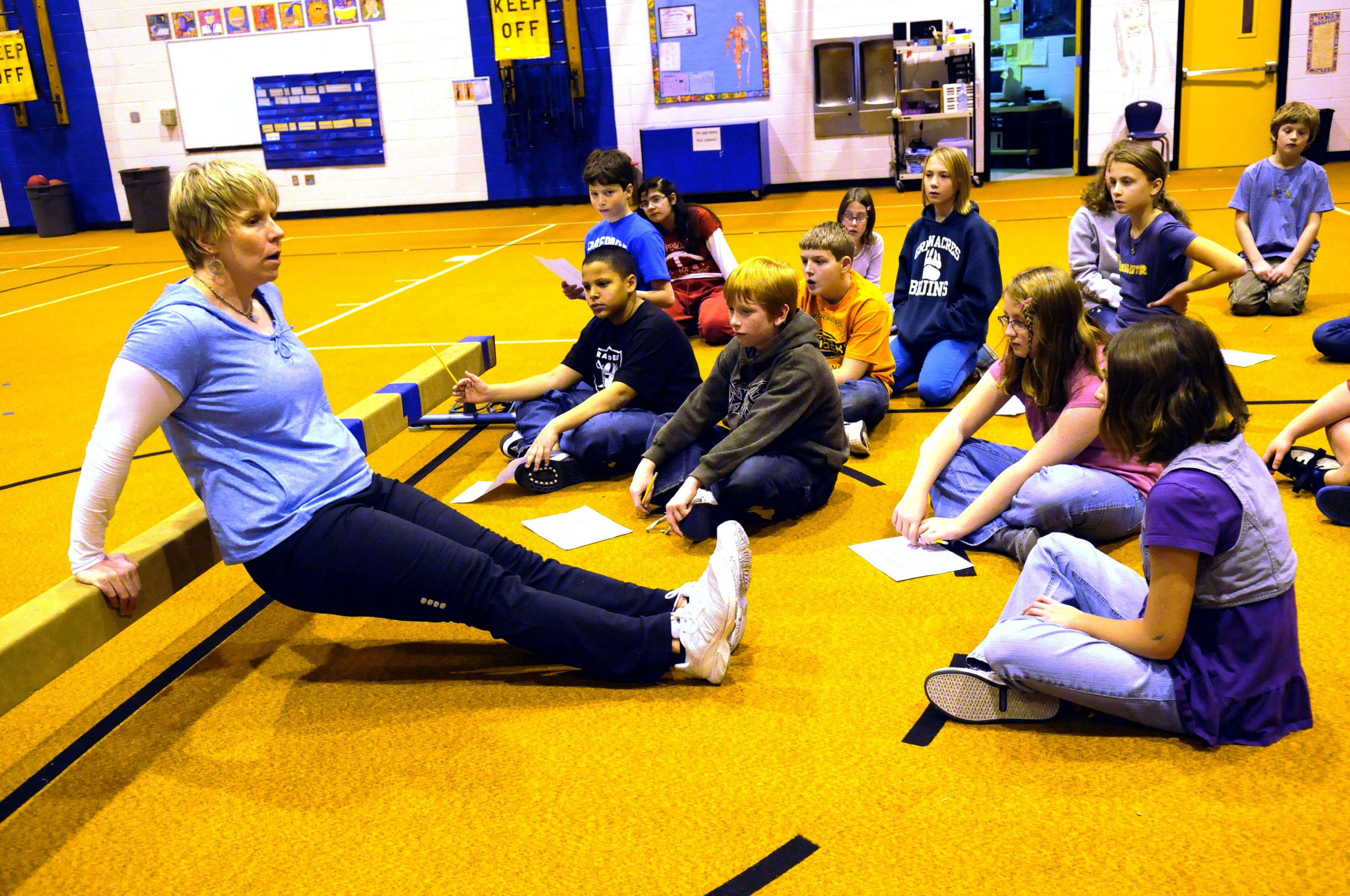physical education budget cuts Critics say physical education cuts in the new school budget bill could hurt illinois' most vulnerable kids.