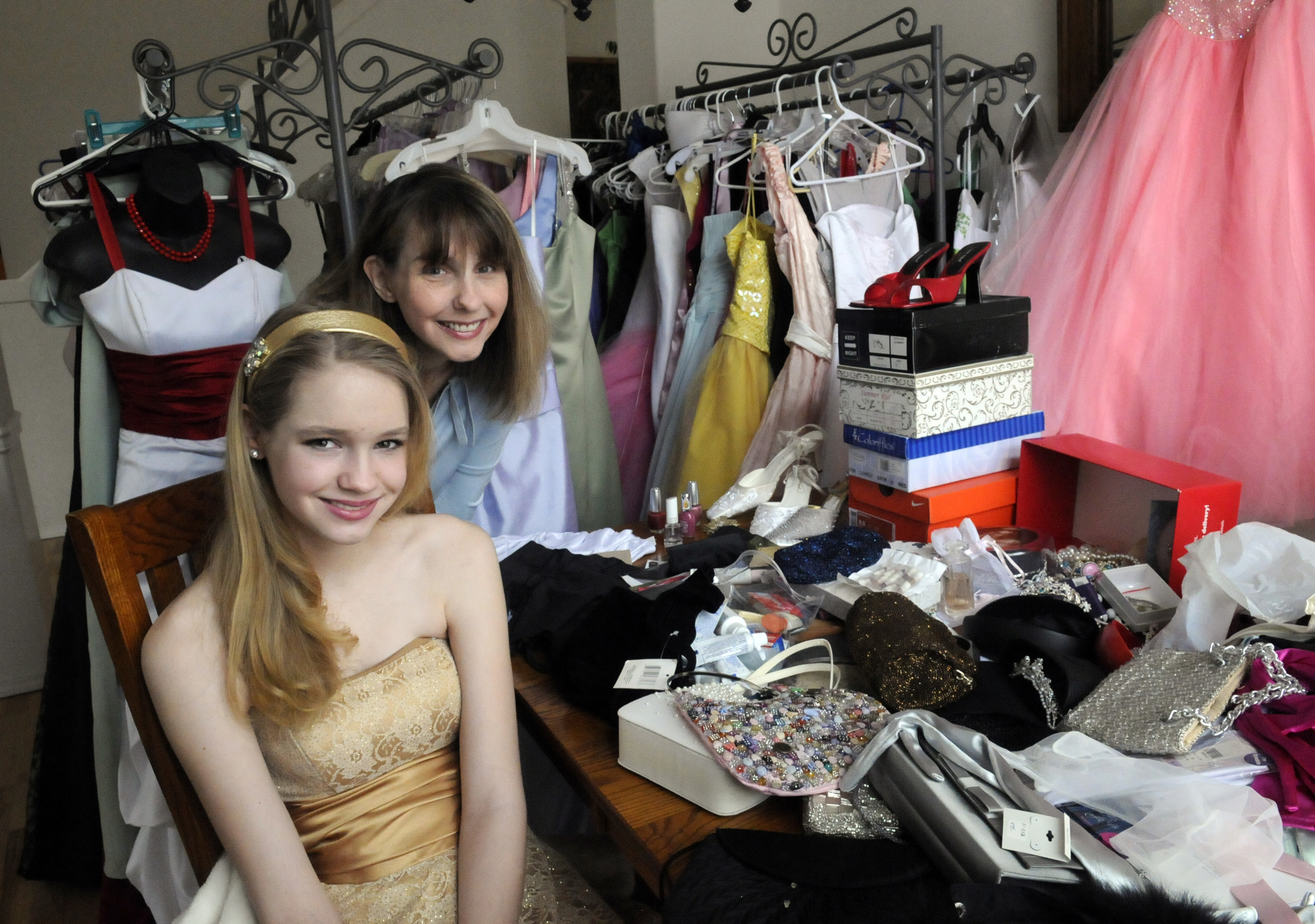 Spokane woman doles out donated attire for proms, parties | The ...