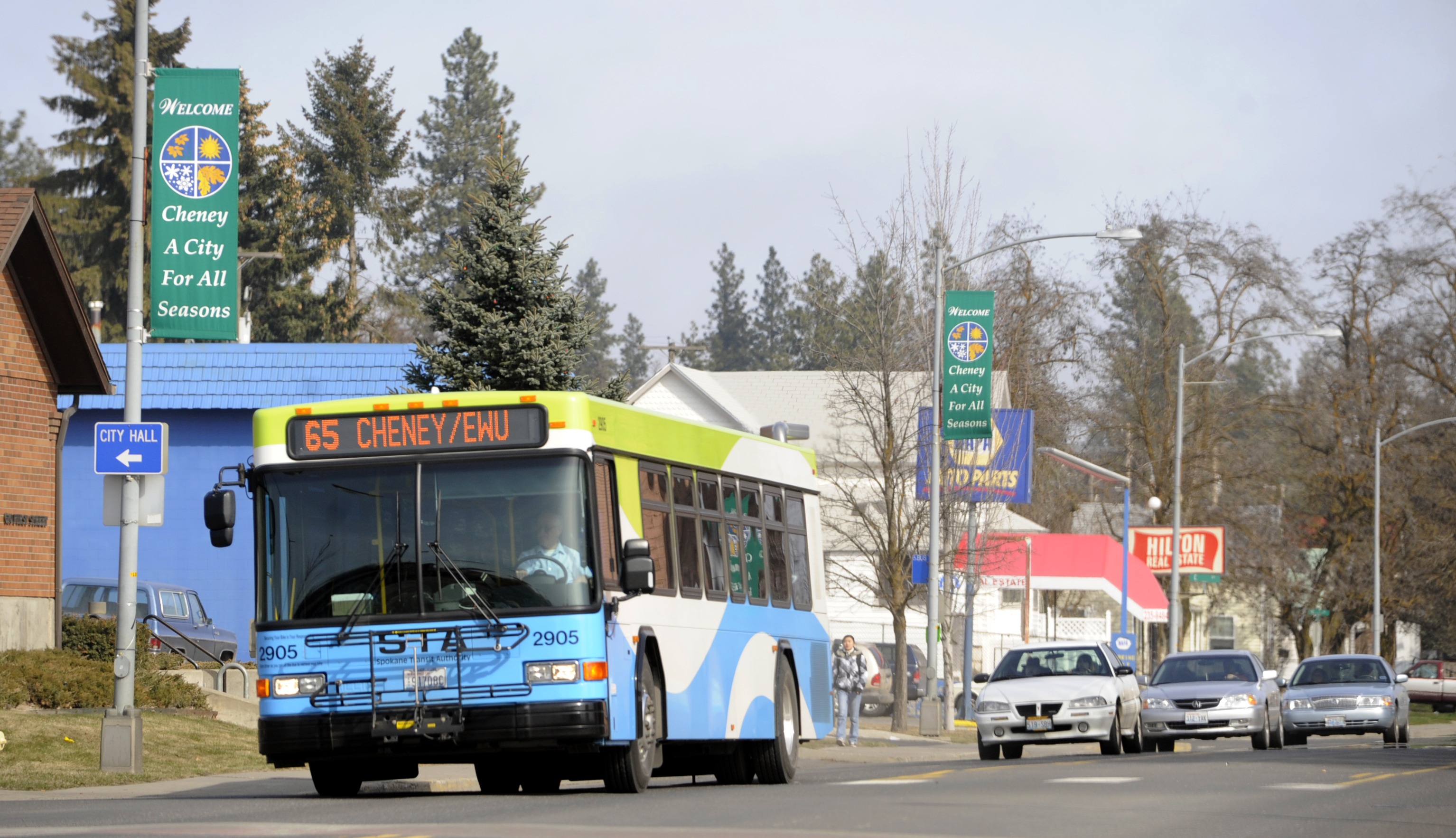 sta proposes 'modest' route reductions | the spokesman-review