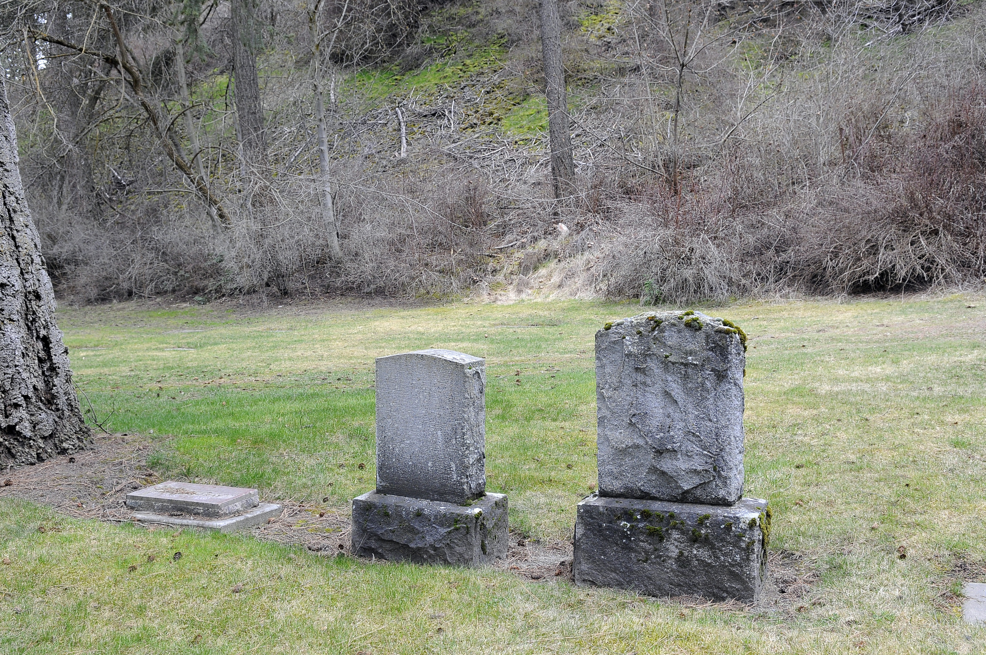 Unmarked Grave Part Of Spokane S Justice History The