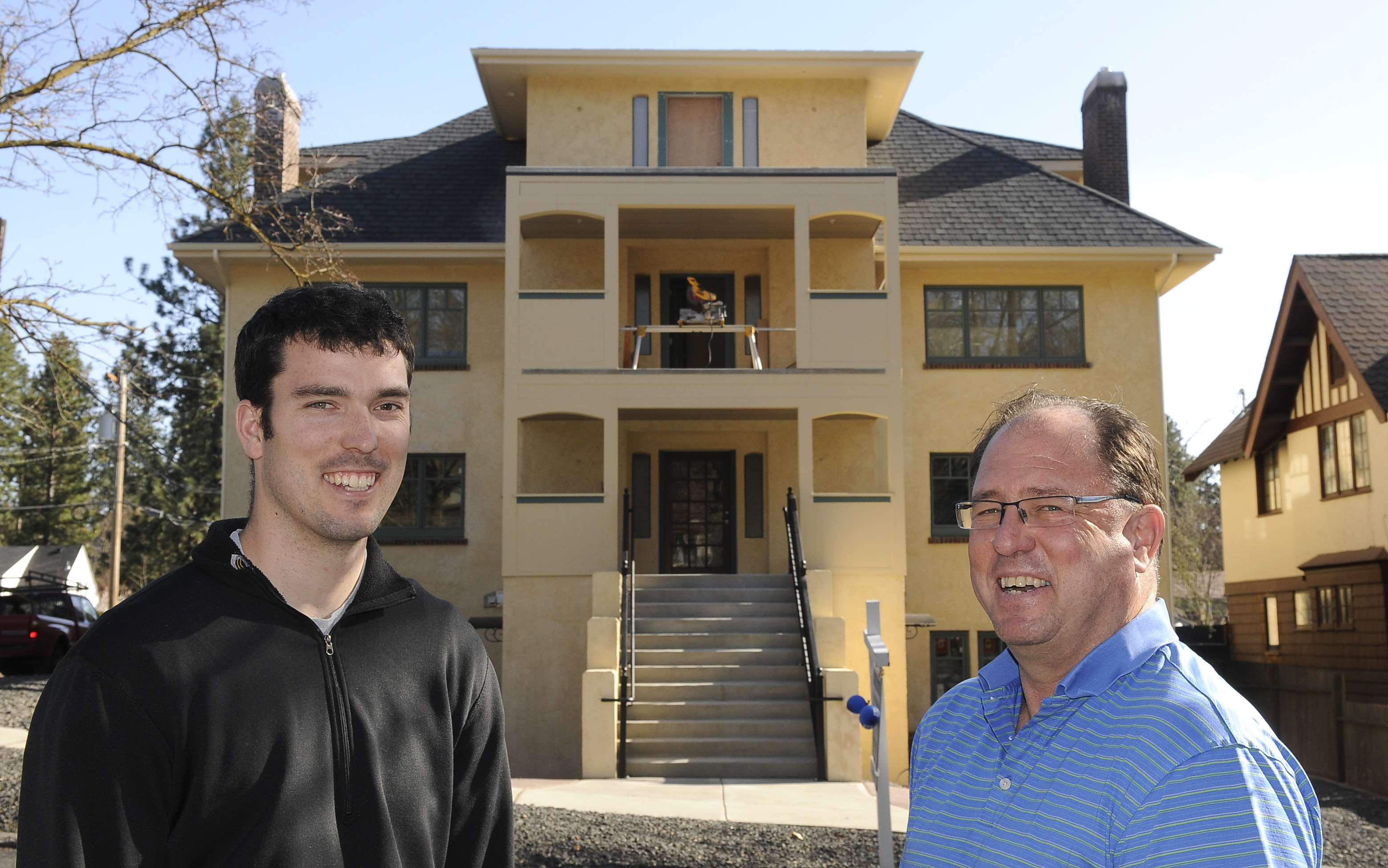 House On Hooter Hill south hill condo project adds a taste of tuscany | the