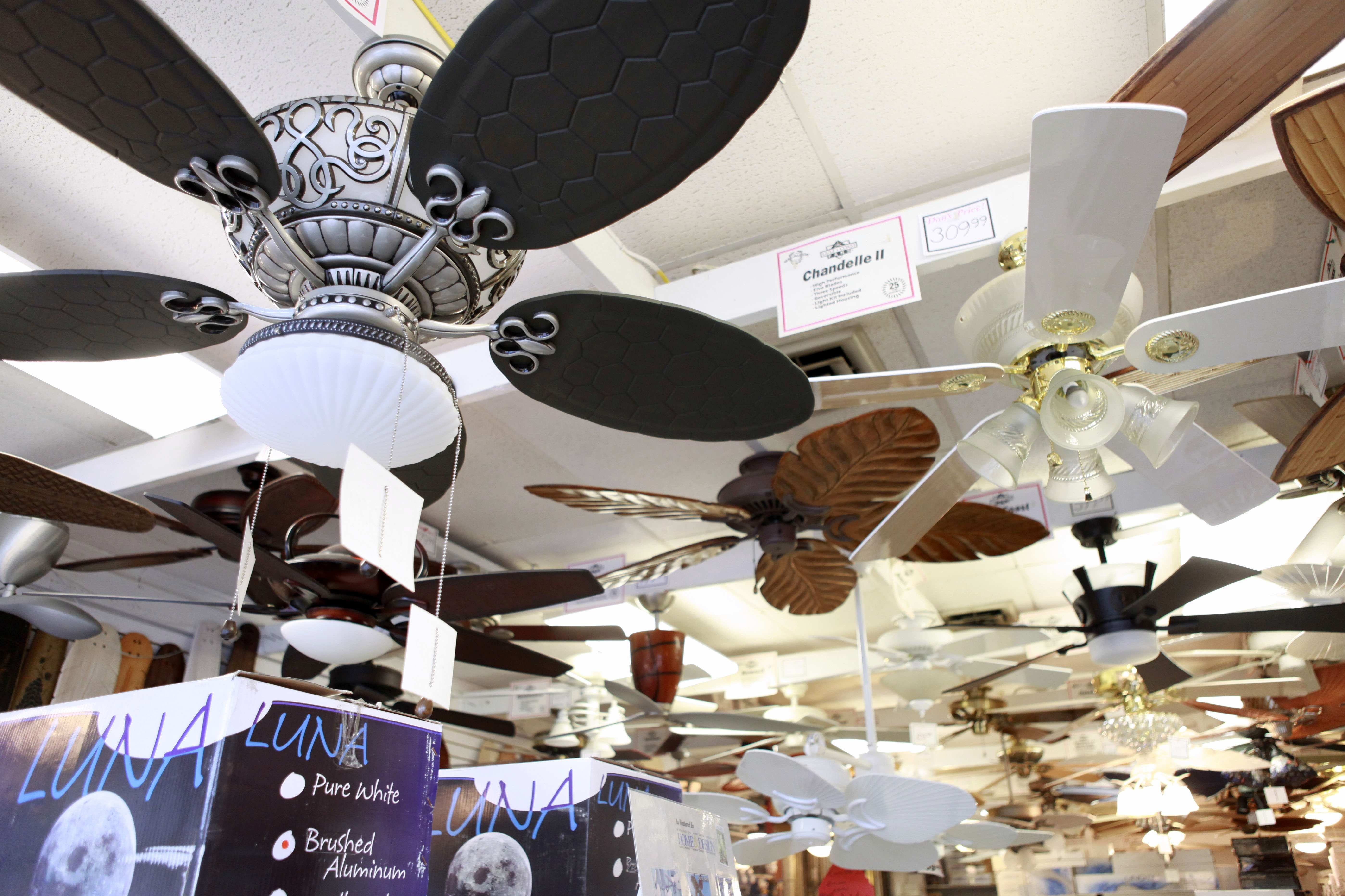 A Cooler Alternative The Spokesman Review Lights Ceiling Fans Without Energy Saving Can Provide Supplement To Air Conditioning That Prove Efficient During Hot