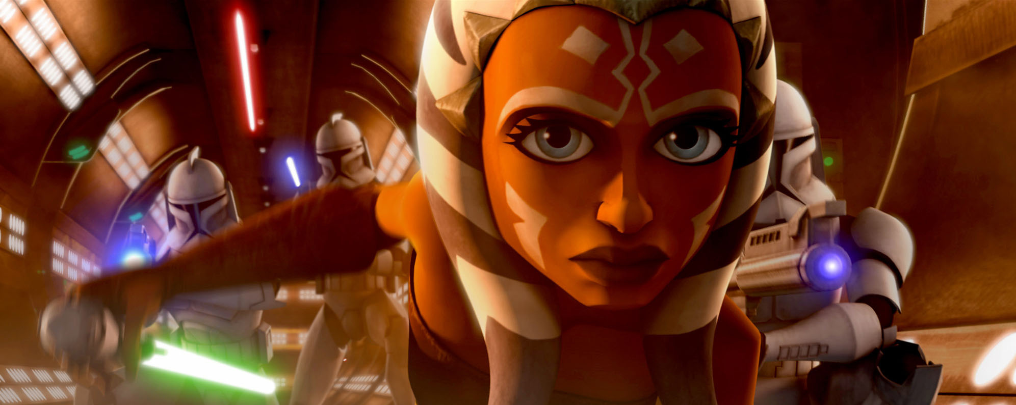 Star wars the clone wars cartoon young  nsfw chicks