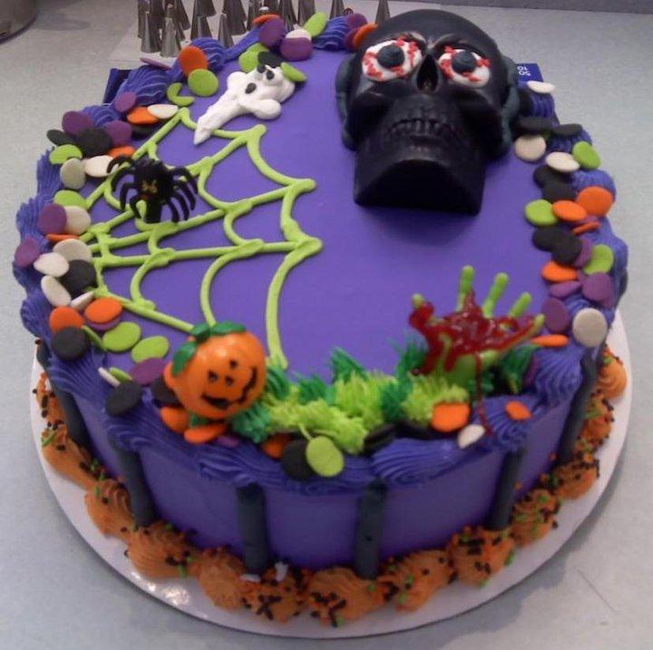 Noon Food Porn Halloween Cake The Spokesman Review