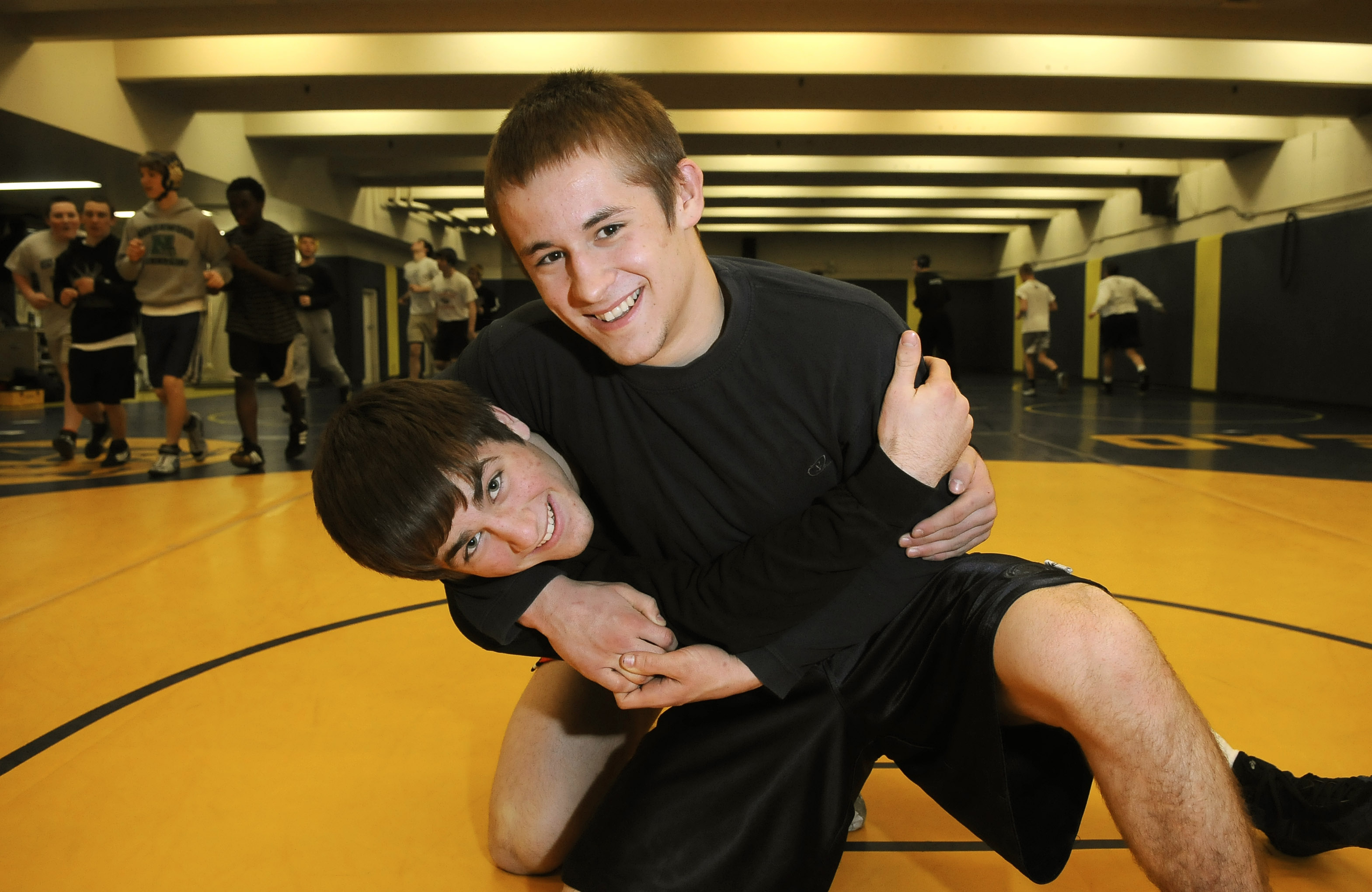 Area wrestlers head to mat classic the spokesman review for Jardin orgeres