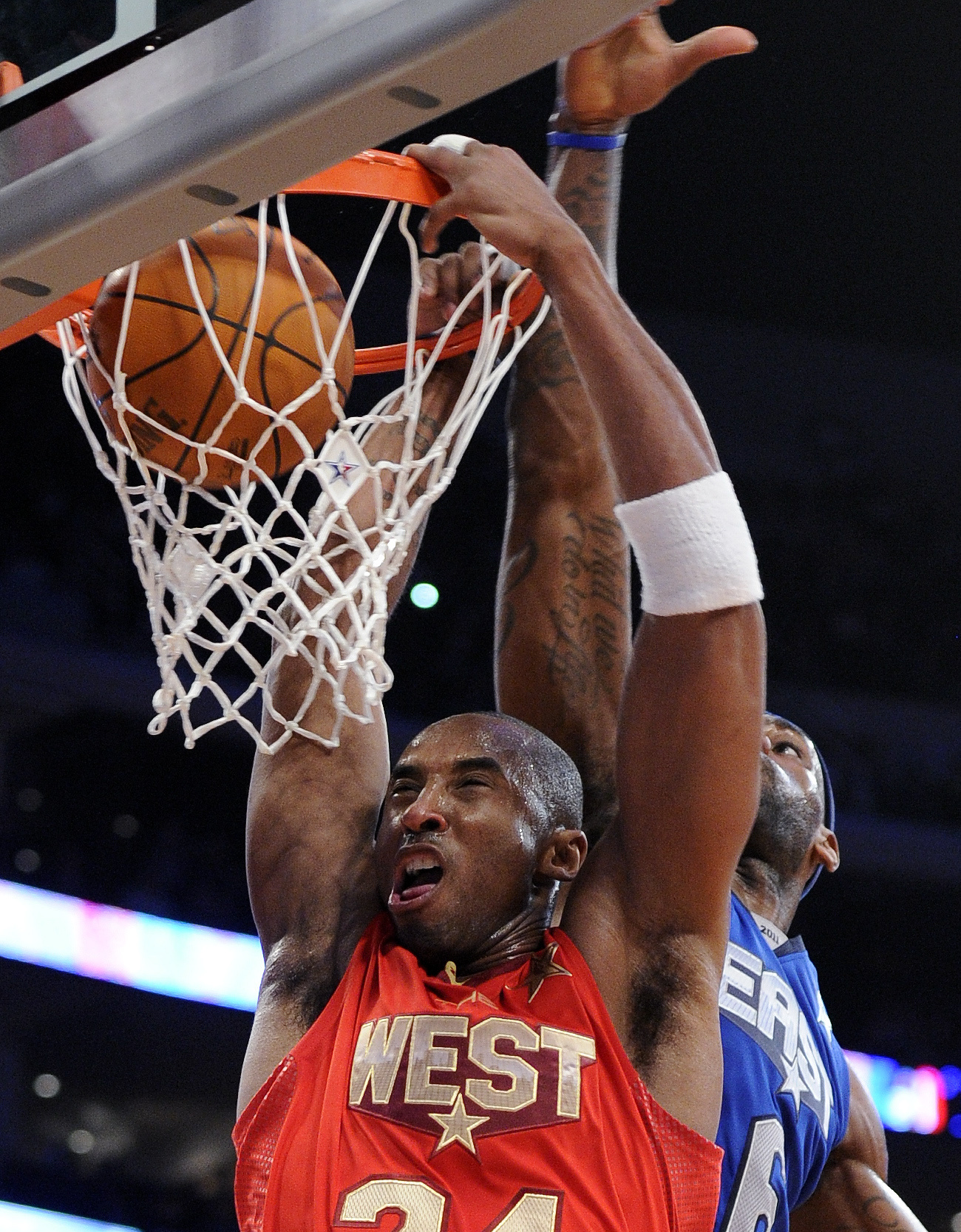 MVP Bryant leads West victory in NBA