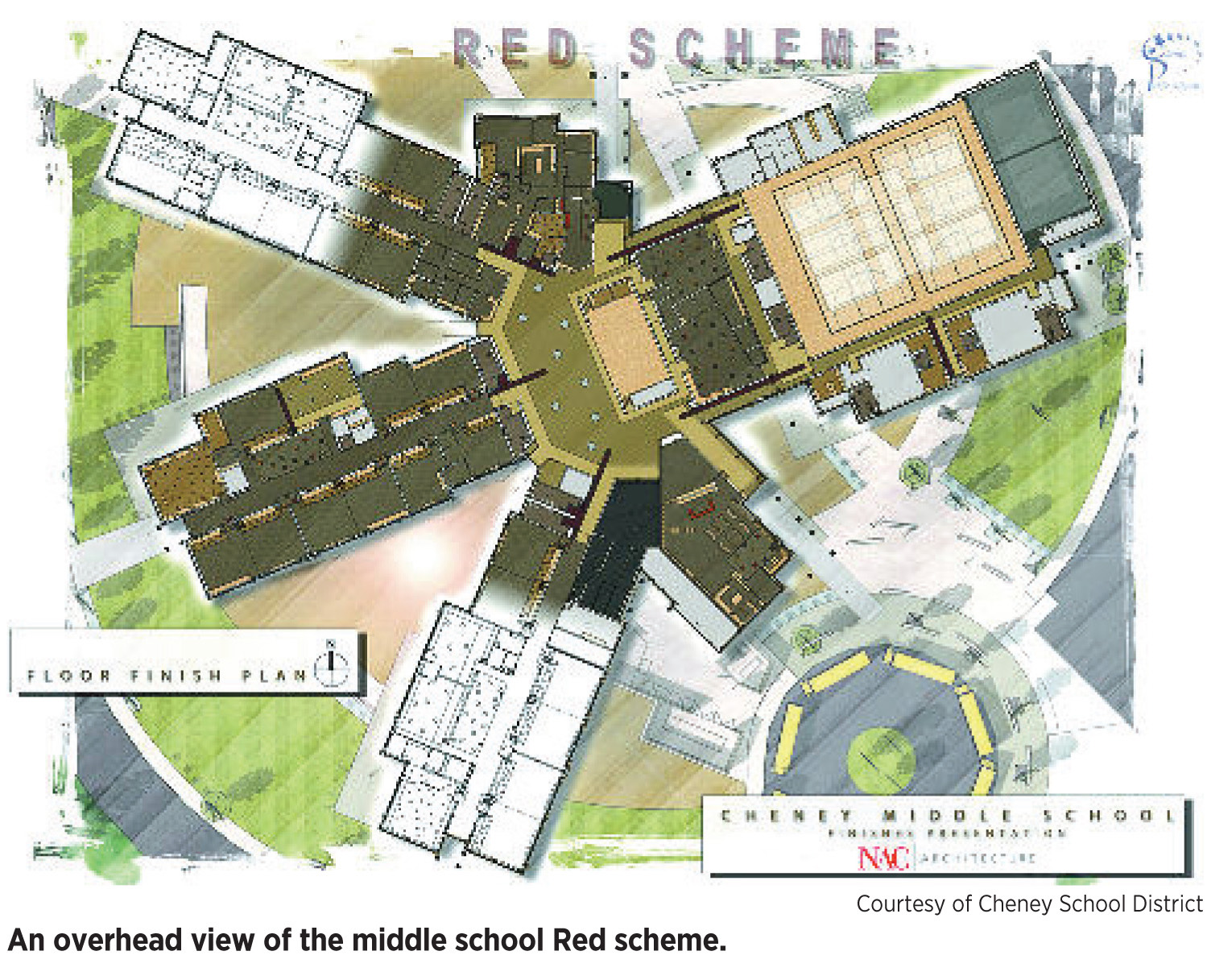 Cheney Public Schools begins construction of two new middle ...