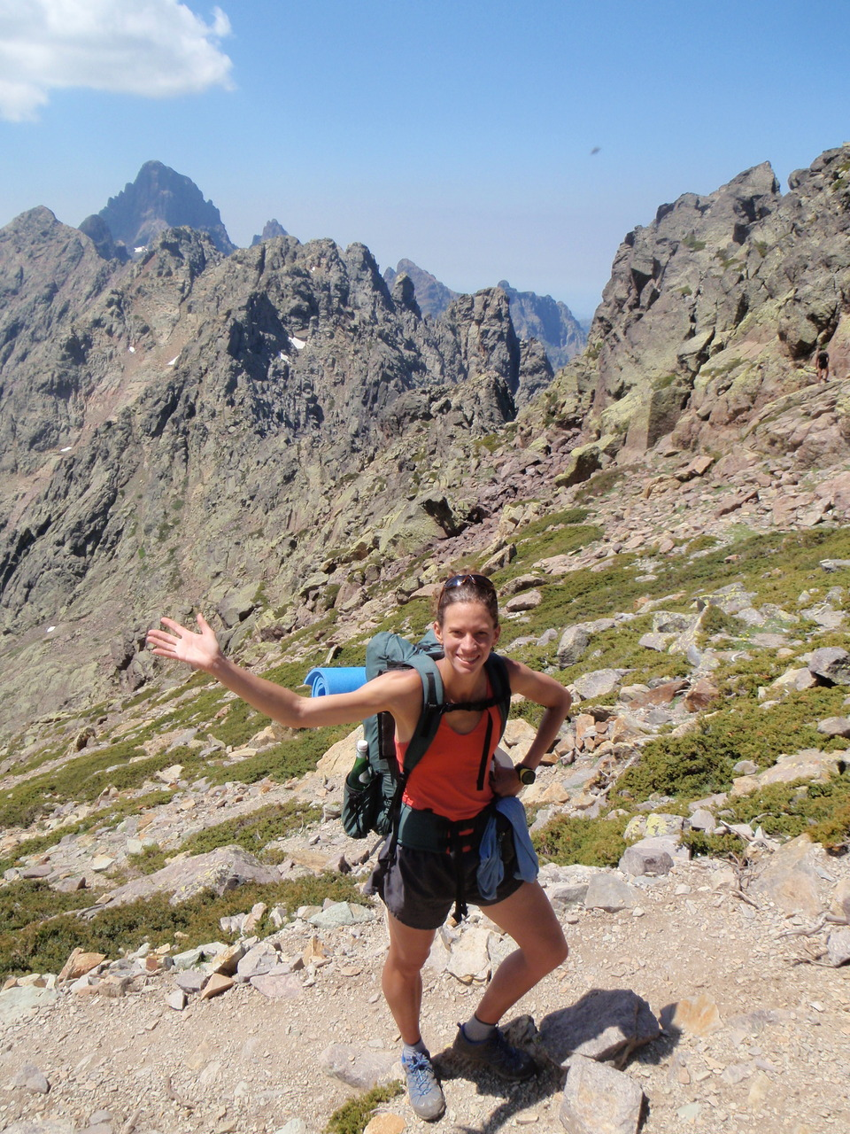 Woman Hot-Footing Toward Speed Record On Appalachian Trail  The Spokesman-Review-3984