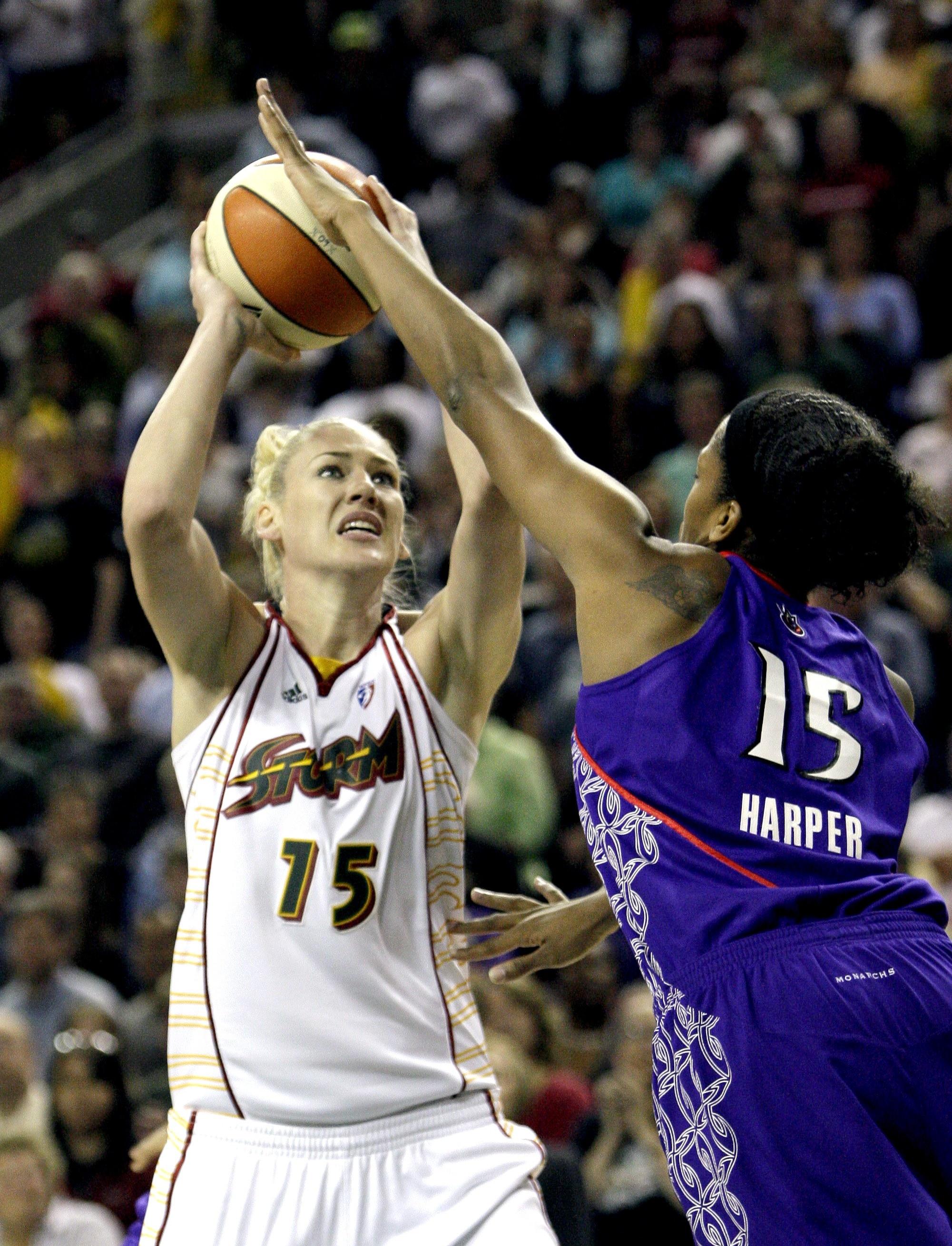 Lauren Jackson, 3x WNBA MVP