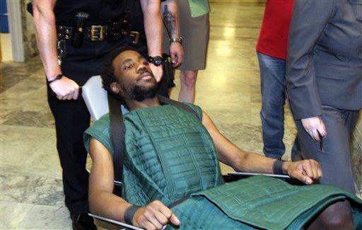 Murder defendant to wear shock device | The Spokesman-Review