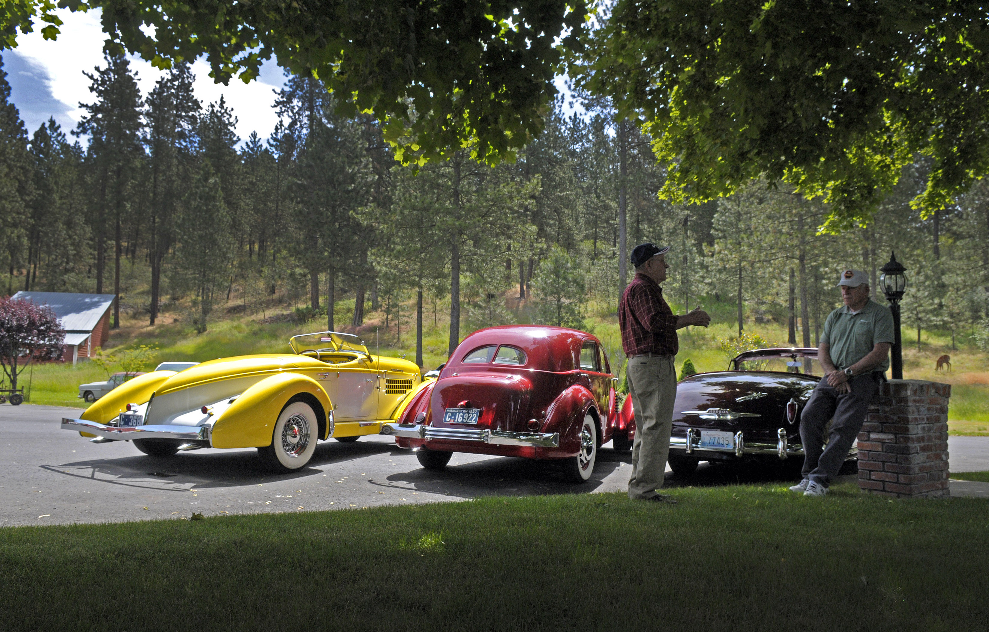 Clubs Have Taken Shine To Old Cars For Years The SpokesmanReview - Car meets near me today