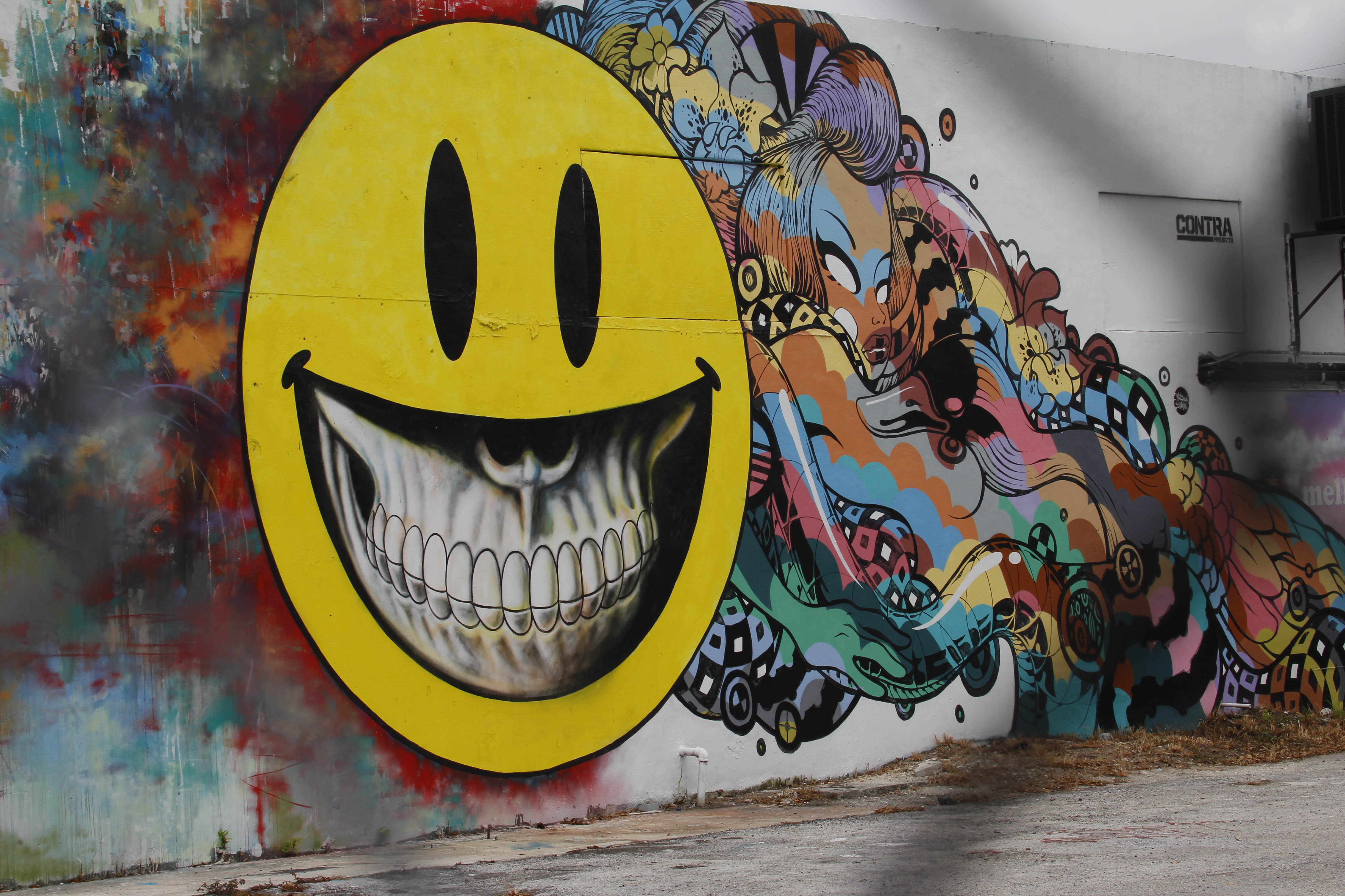 Miami graffiti tour | The Spokesman-Review