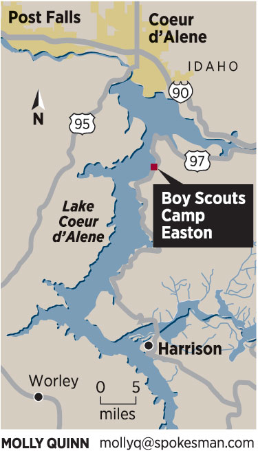 Idaho justices rule for Boy Scouts on Camp Easton deed The
