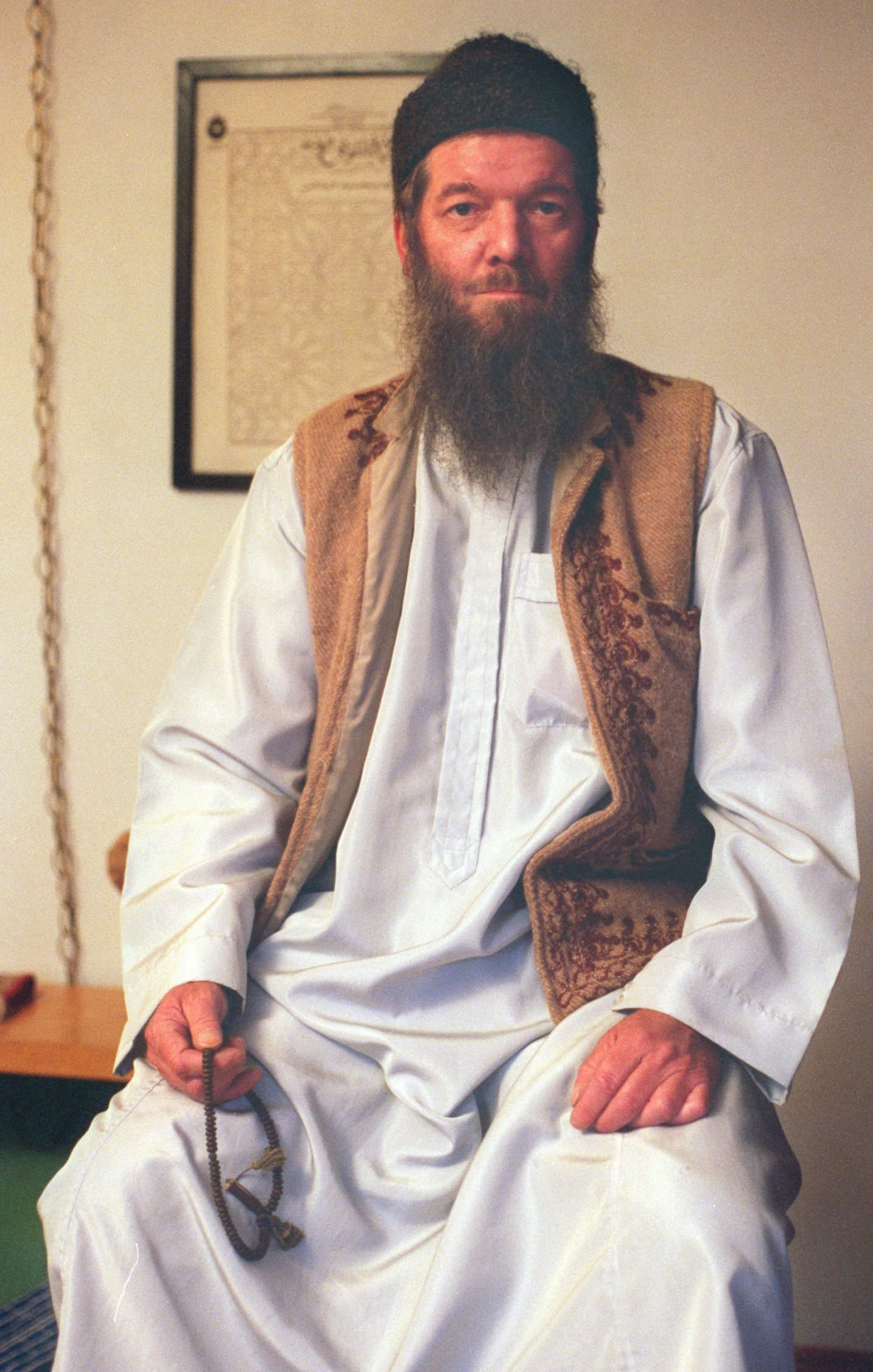 Dawud Ahmad In 1996. (File)