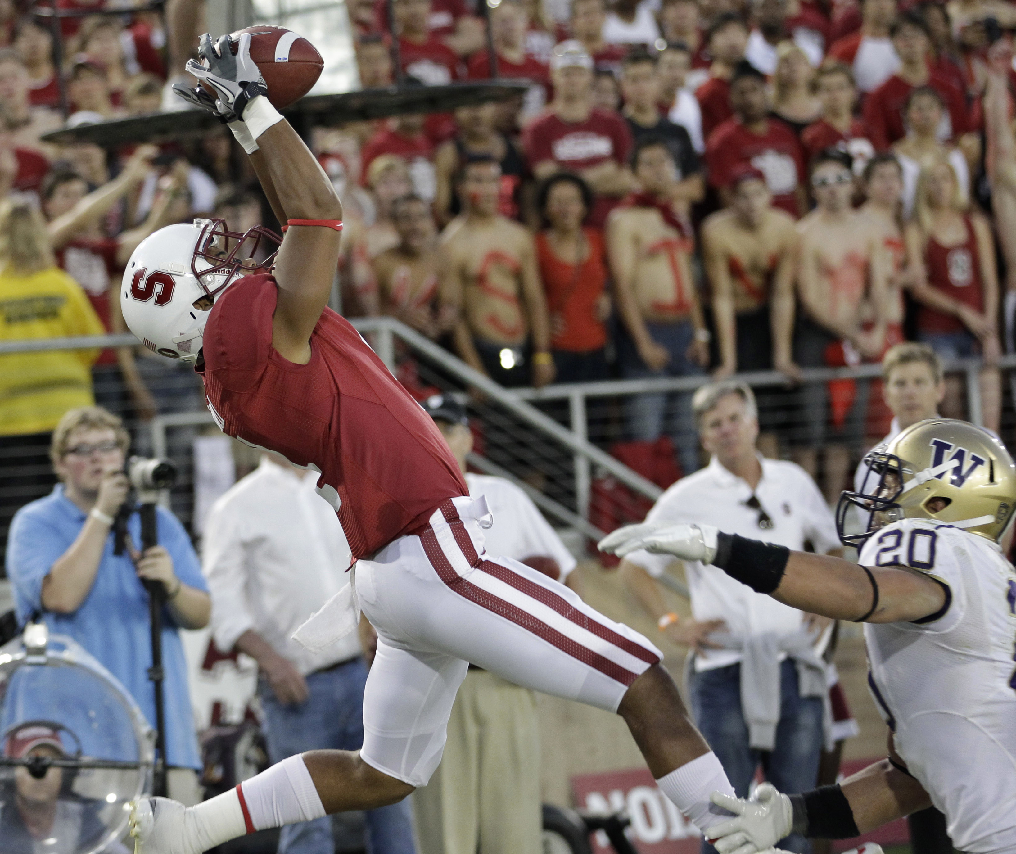 Uw Proves No Match For Stanford The Spokesman Review