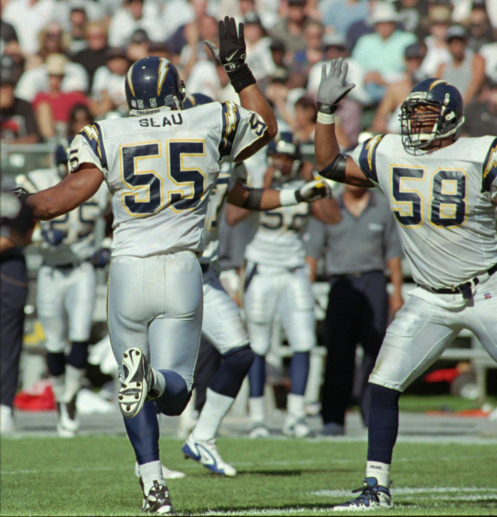 San Diego Chargers Former Playerssan Diego Chargers Forum: Former Cougar, Pro Football Player Lew Bush Dies At 42
