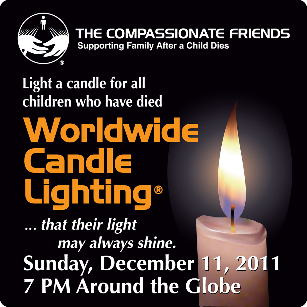 Light a Candle Day to remember children who have died (Courtesy of Spokane Compassionate Friends  sc 1 st  The Spokesman-Review & Worldwide Candle Lighting | The Spokesman-Review