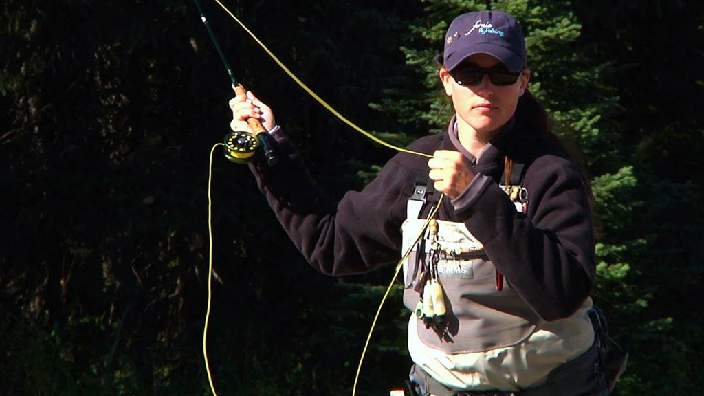 Fly fishing films rise to expectations the spokesman review for Fly fishing films