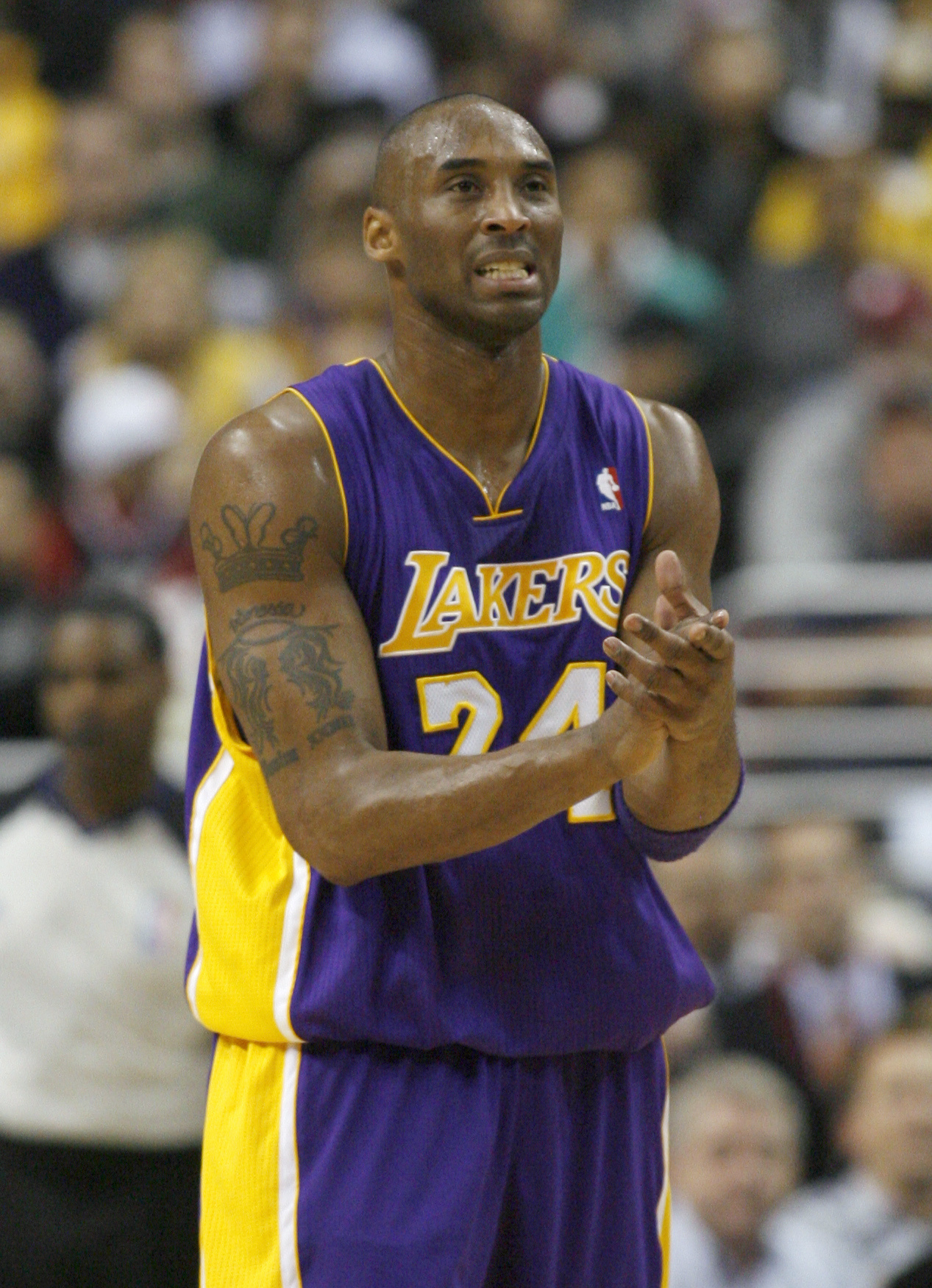 competitive price 0cfab 7aab2 Lakers  Kobe Bryant is now fifth on NBA all-time scoring list. (