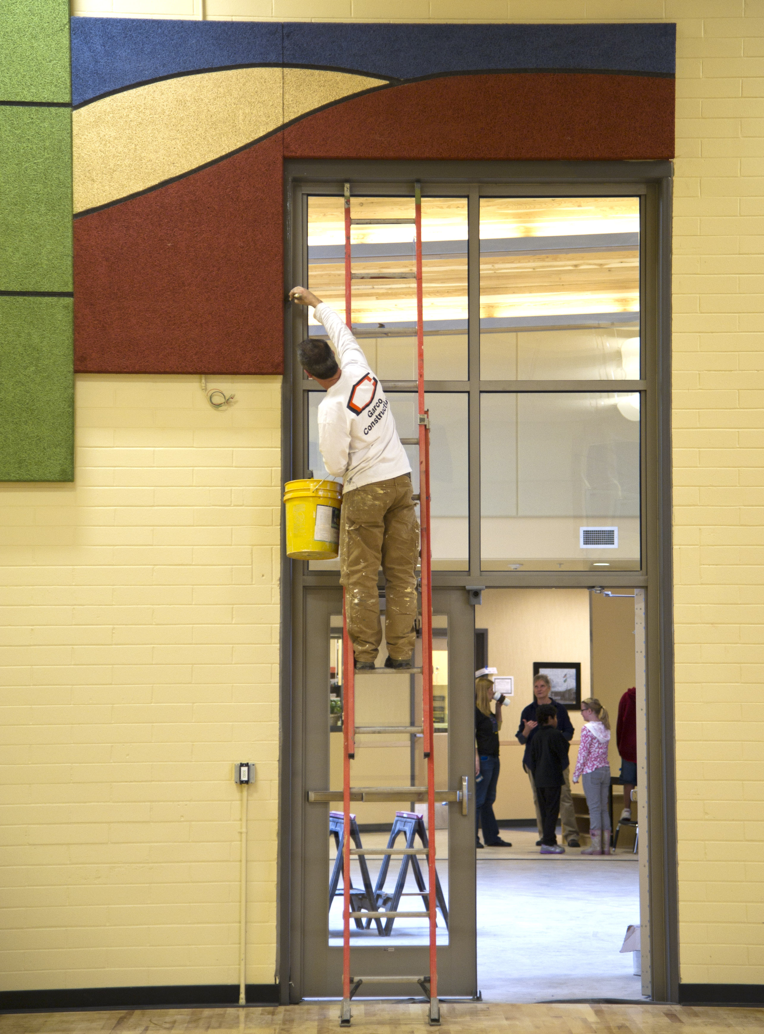 Freeman Elementary opens remodeled gym | The Spokesman-Review