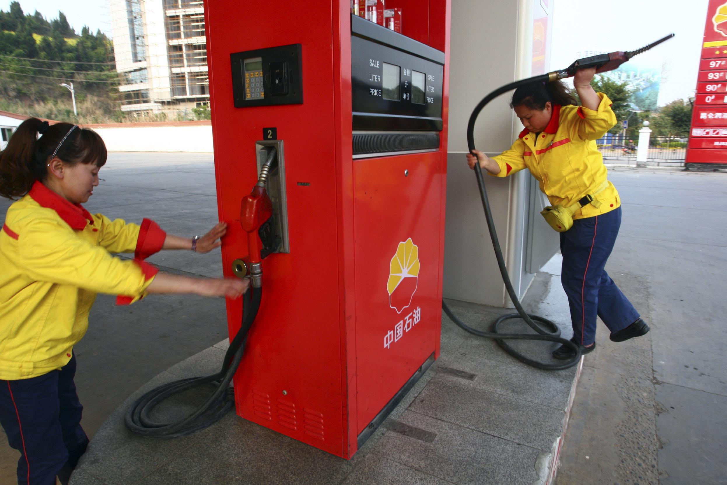 PetroChina tops Exxon Mobil as No  1 | The Spokesman-Review