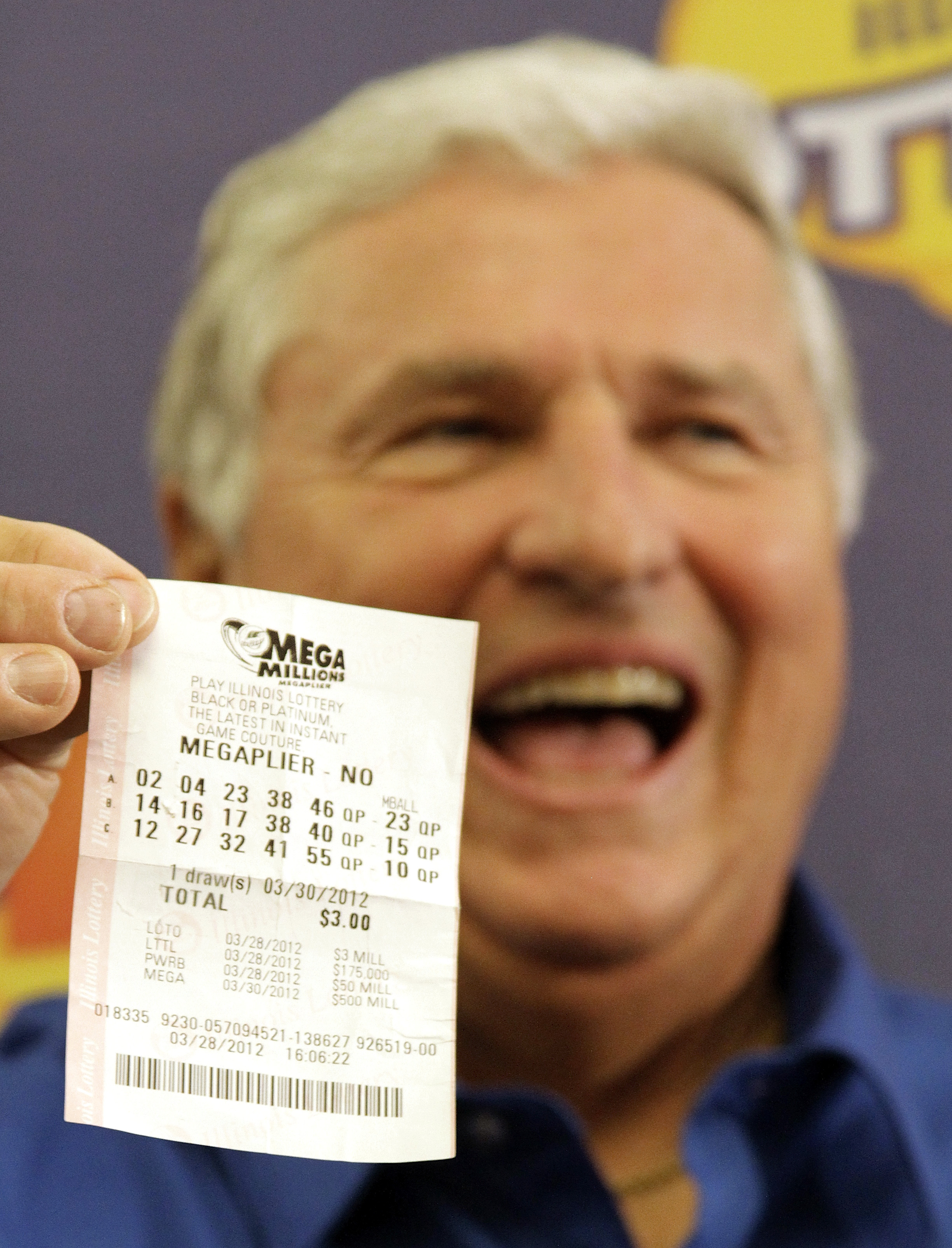 Illinois Mega Millions Winner Introduced The Spokesman Review