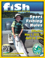 New wa fishing rules out but not valid until may 1 the for Fishing license wa
