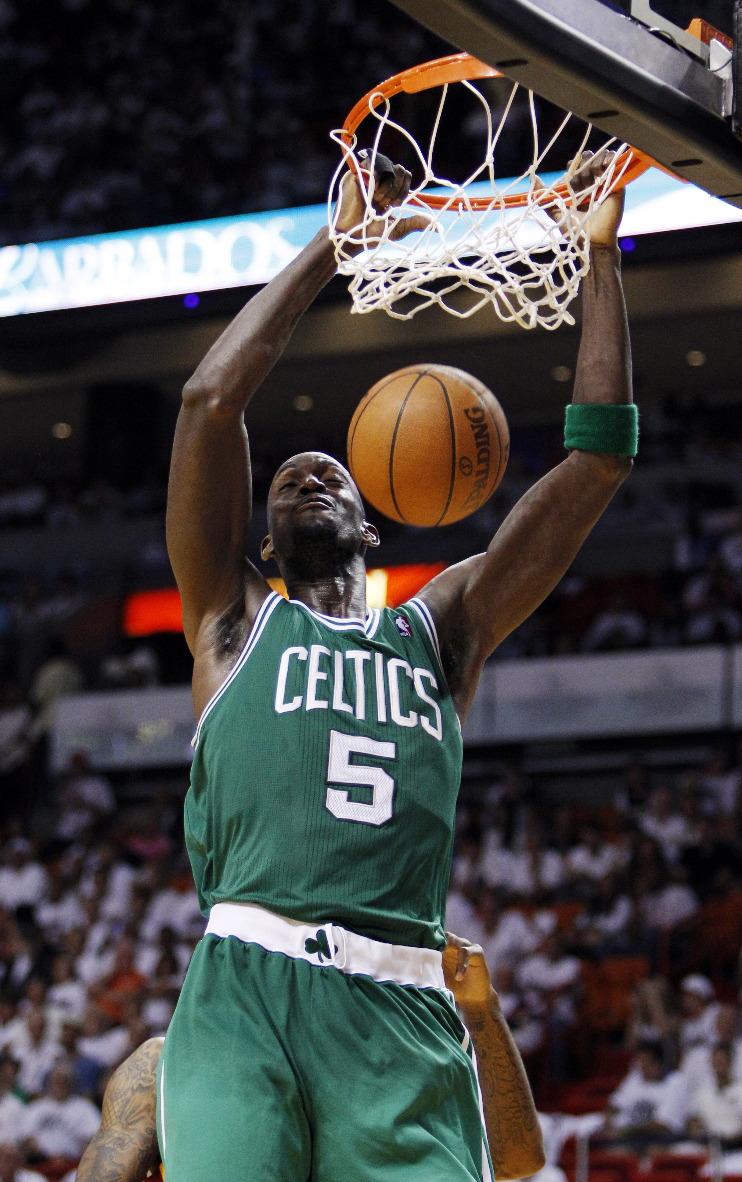 07daff35b82 Boston s Kevin Garnett scored 26 points and had 11 rebounds in the Celtics   Game 5