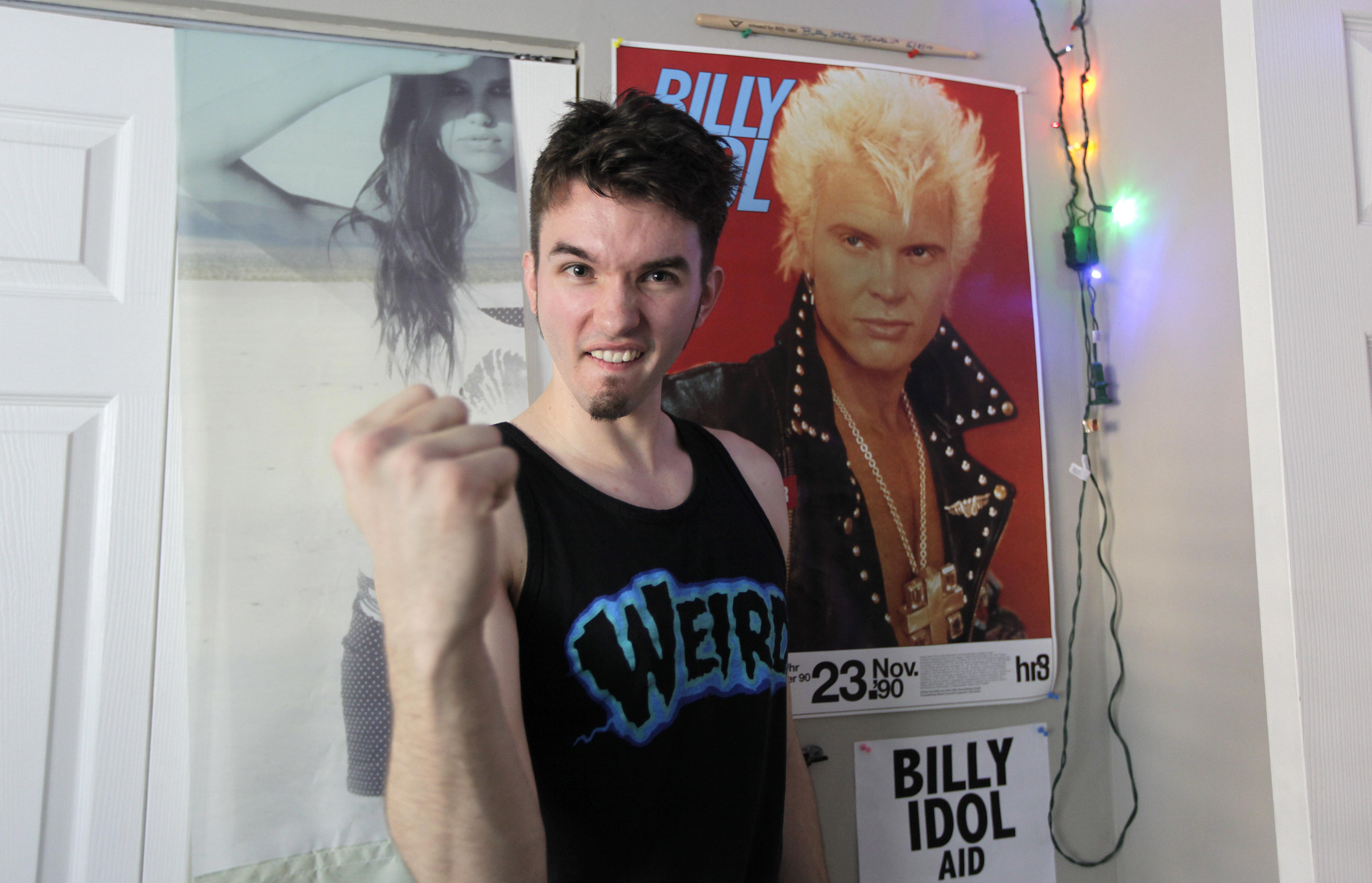 Billy Raise Nude Photos 75