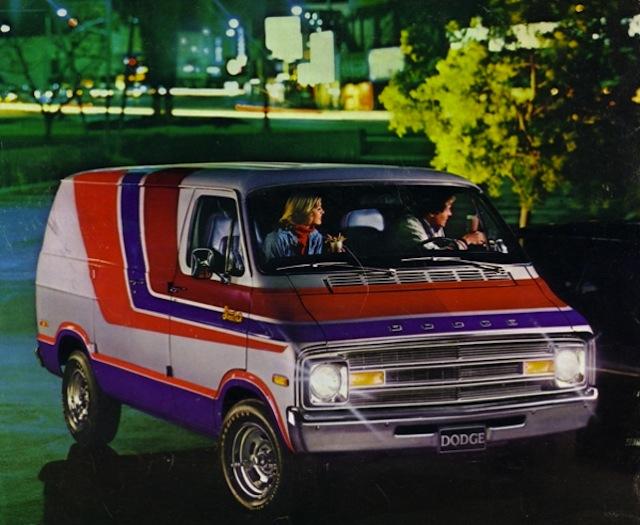 1970s custom vans for sale