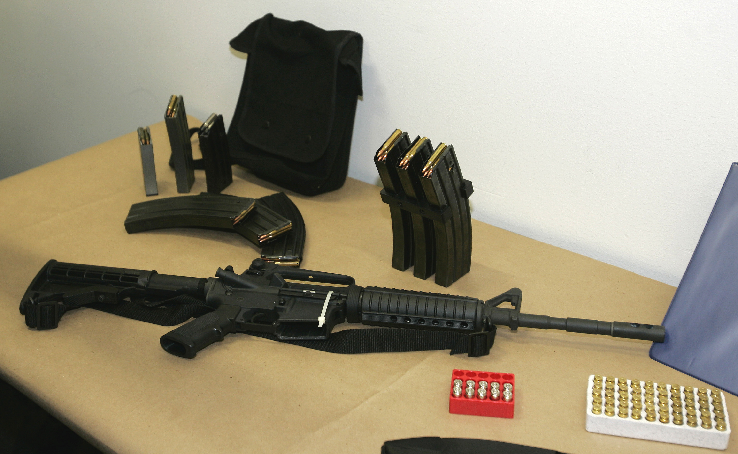 Mass murderers' other commonality: AR-15 | The Spokesman-Review