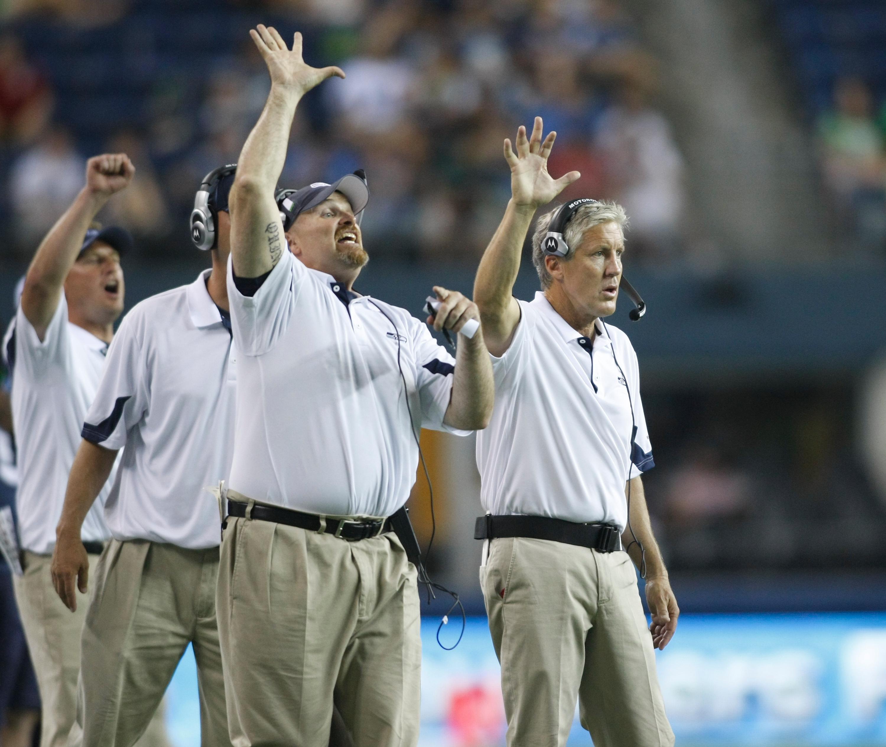 Quinn Returns To Seahawks The Spokesman Review