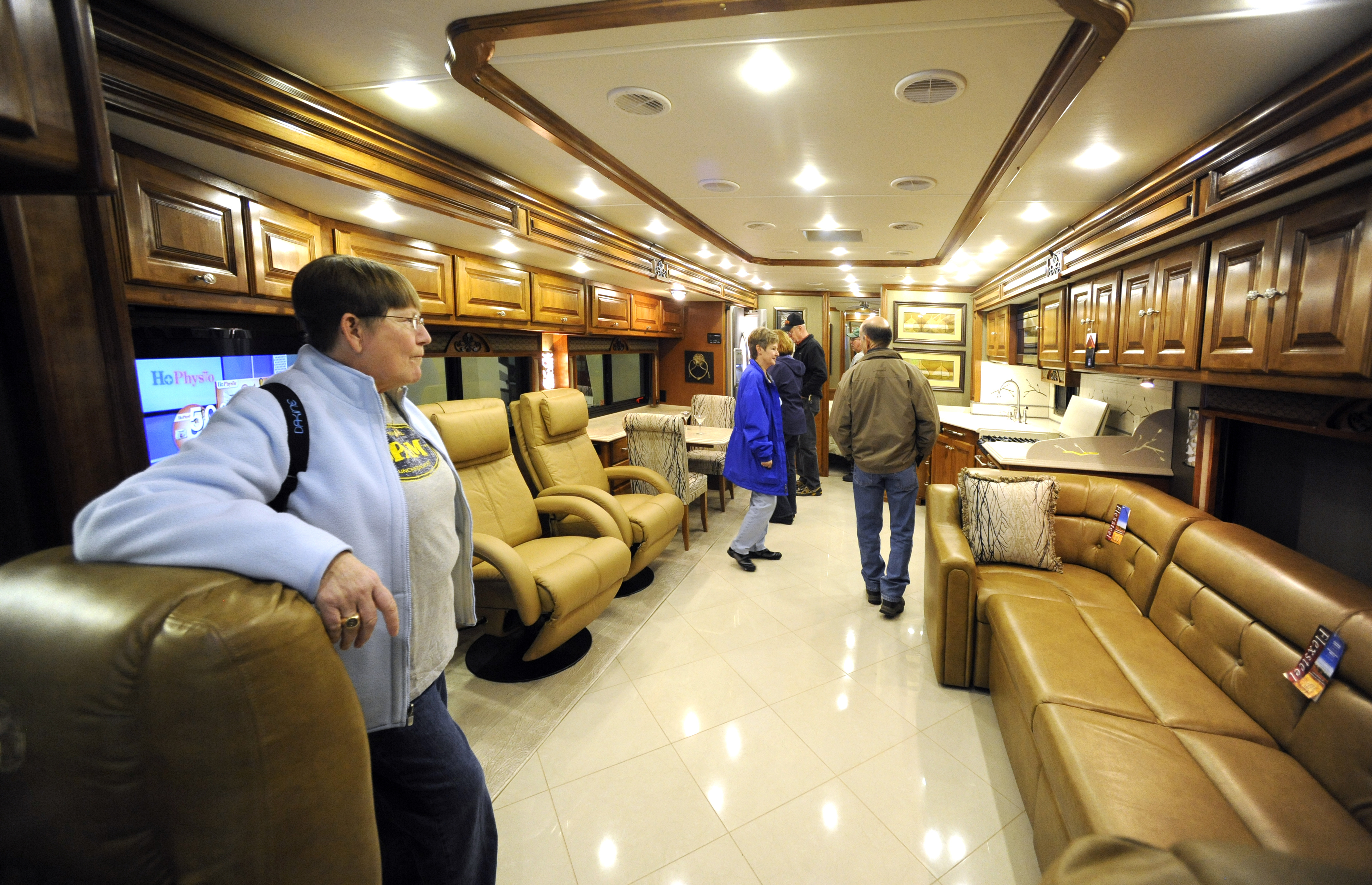 Rv Show Opens At Spokane County Fair And Expo Center The