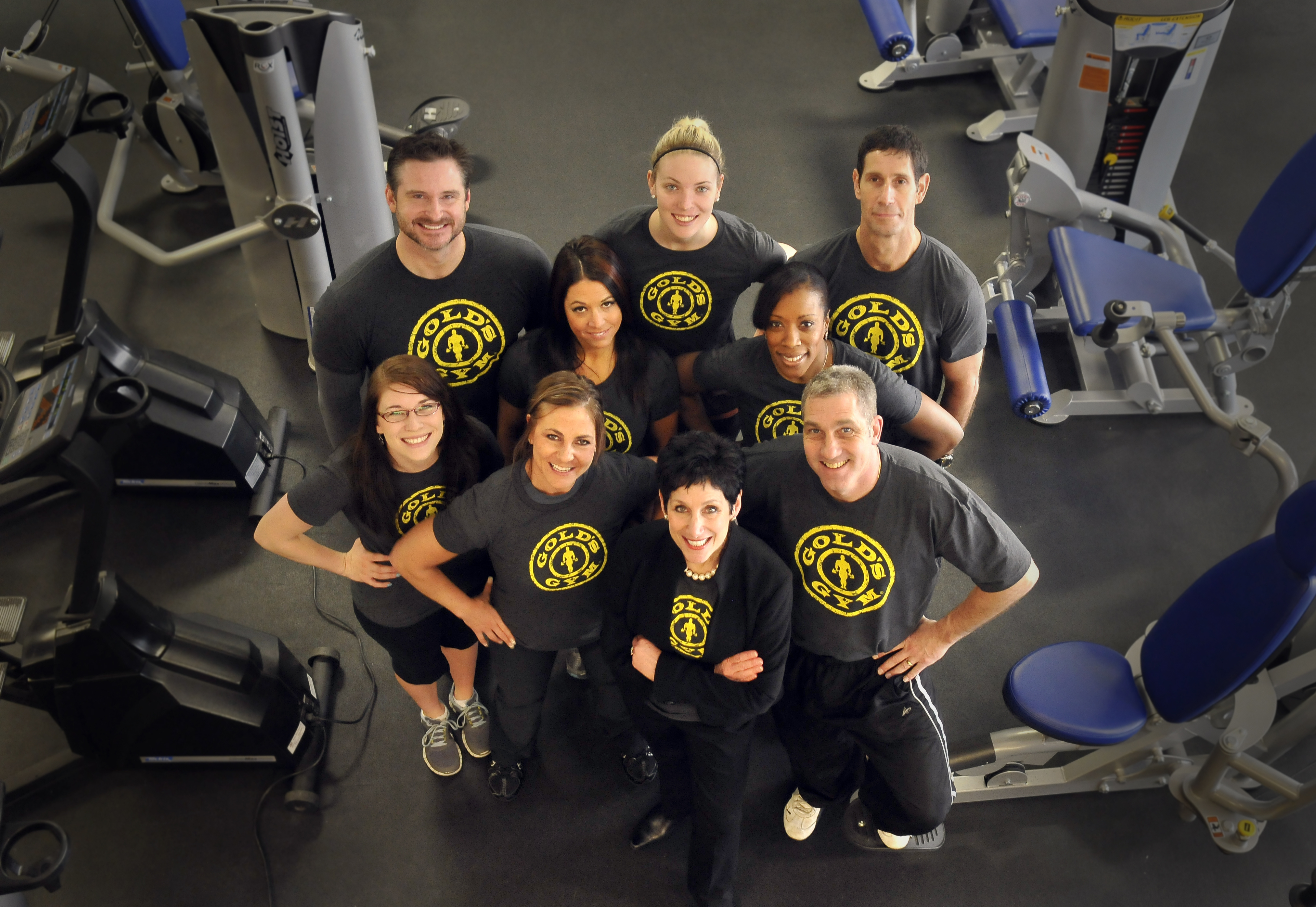 Gold's Gym owner molds business one member at a time   The ...