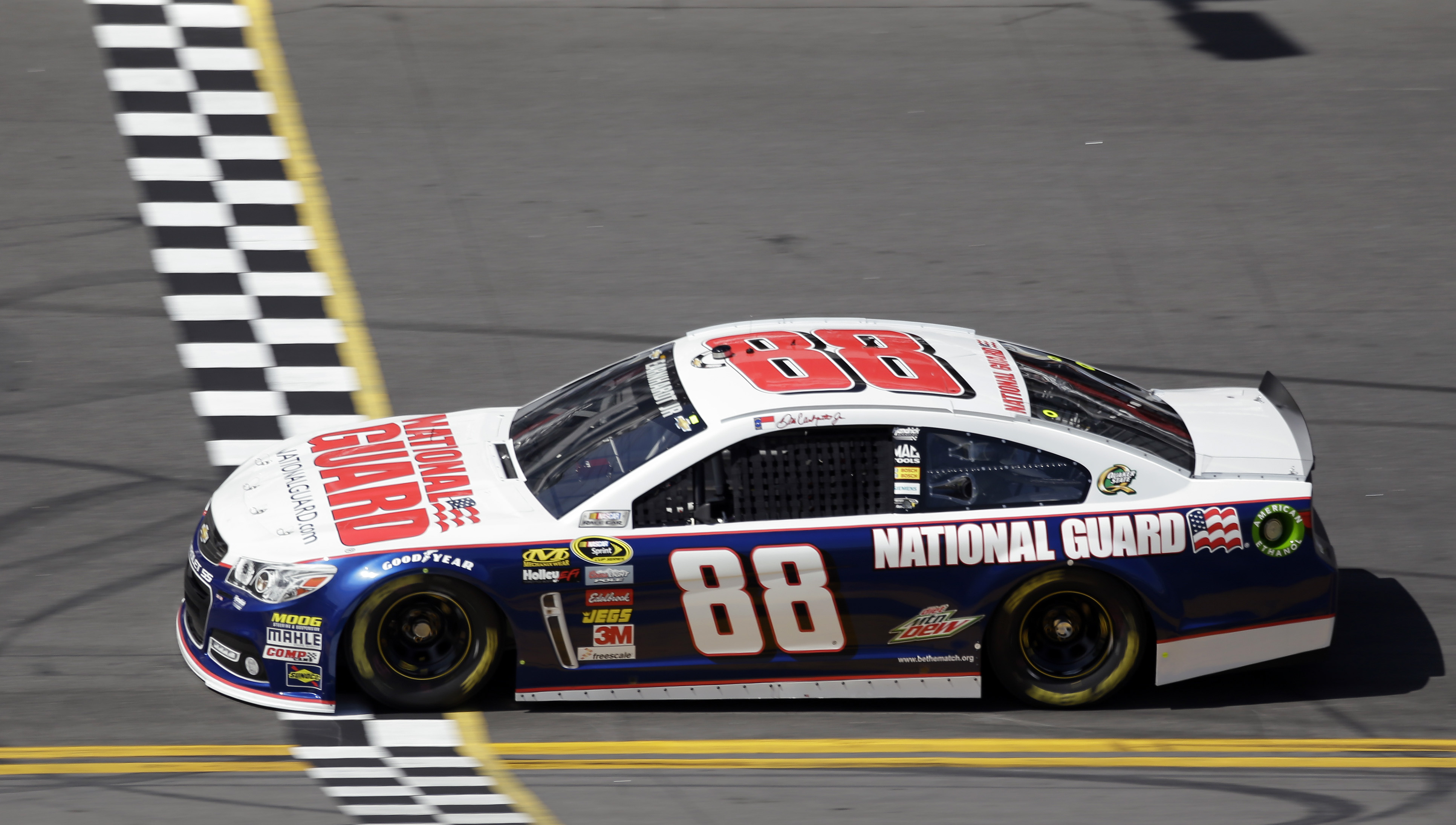 Nascar Drivers Cheer Generation 6 Cars The Spokesman