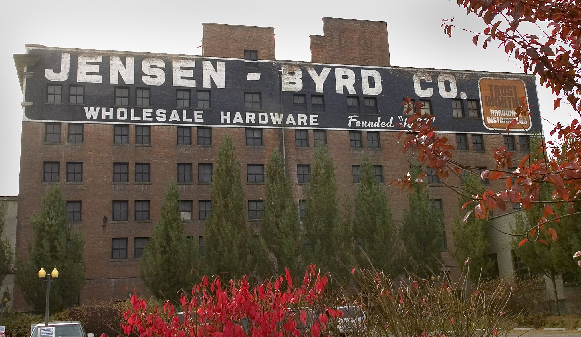 Jensen Byrd Building Will Be Renovated By Wsu Spokane The