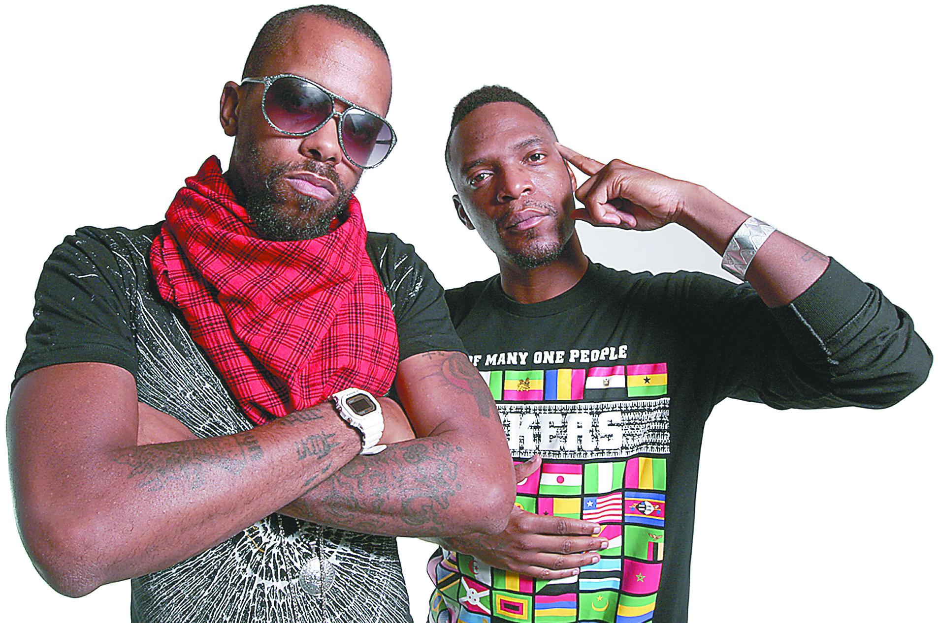 Rap's Dead Prez grab Kanye's attention | The Spokesman-Review
