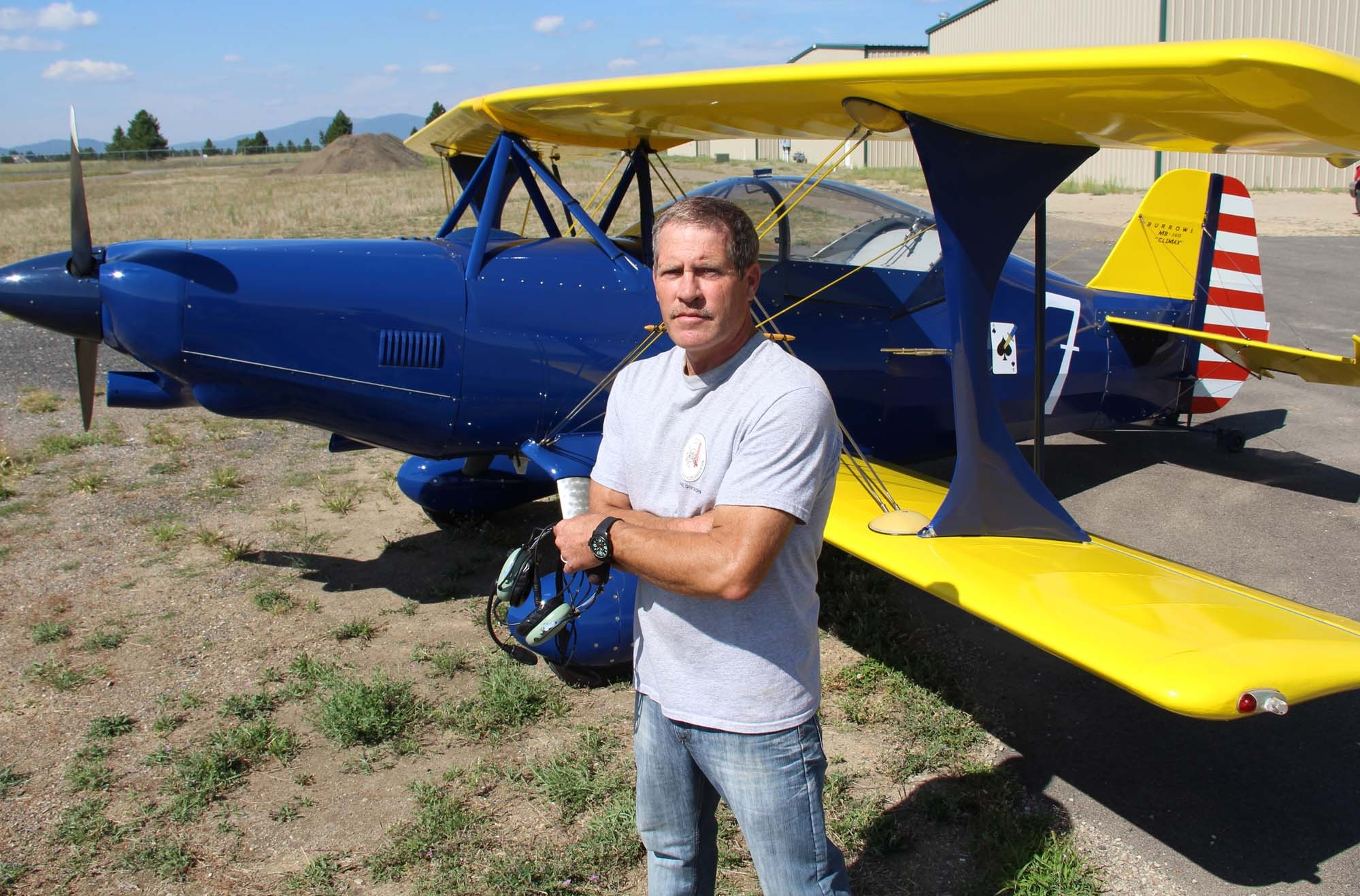 Deer Park Pilot Flies To National Championship Air Races