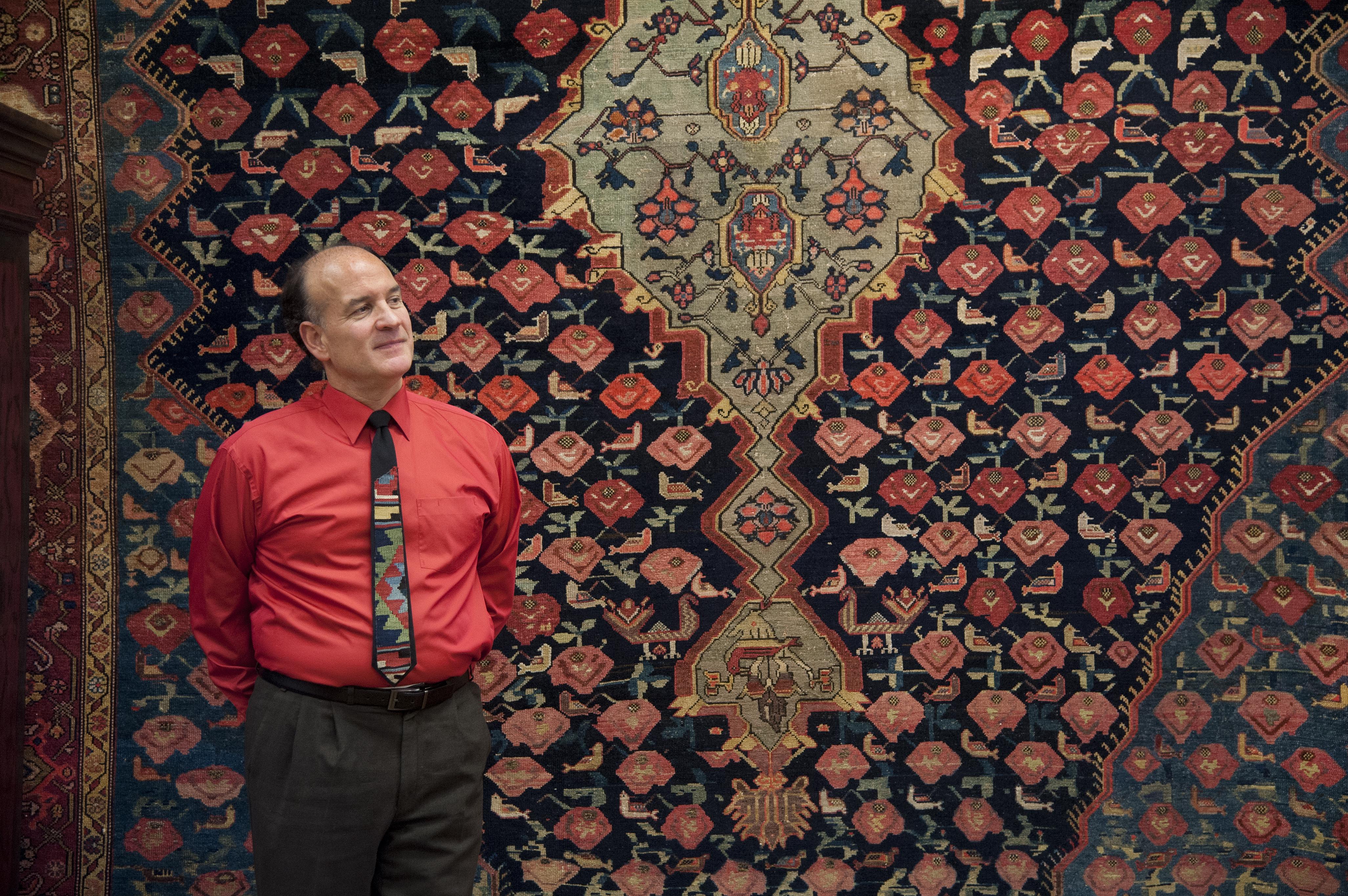 Oriental Rug Business Remains Staple Among Spokane