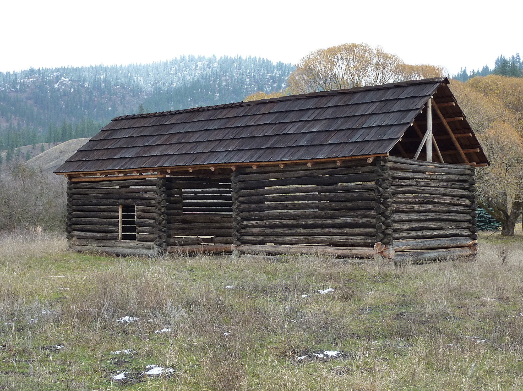 landmarks peavine jimmy s barn holds intriguing history the rh spokesman com